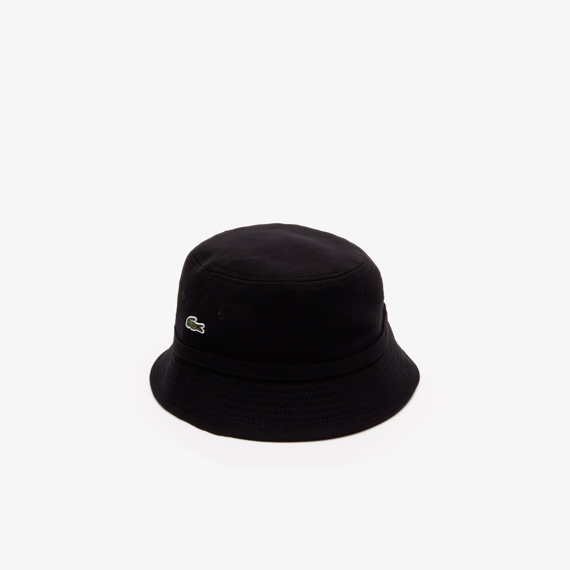 Men s Cotton piqué bucket hat 2781ac1d425