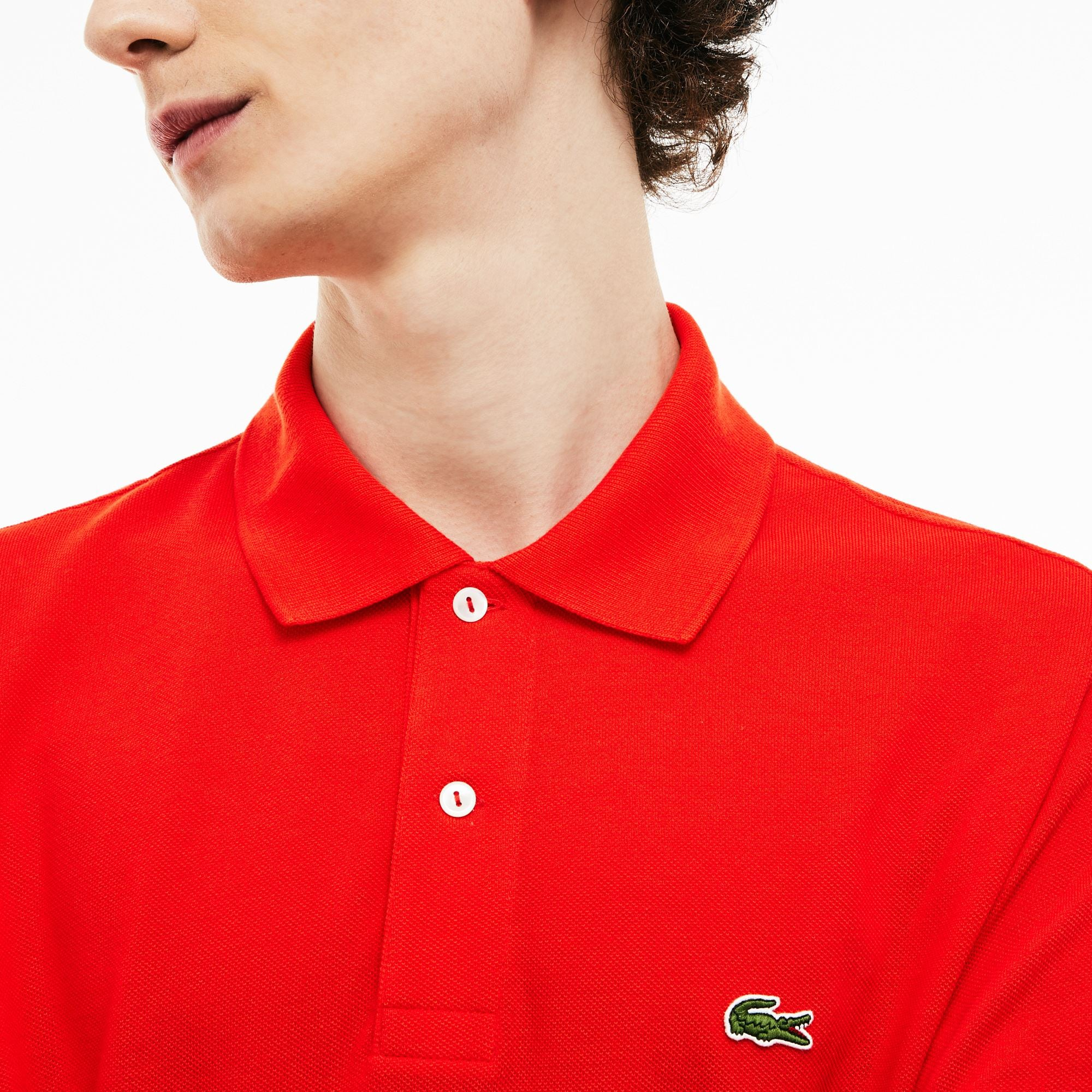 premier taux 93301 1bafb Lacoste Classic Fit L.12.12 Polo Shirt