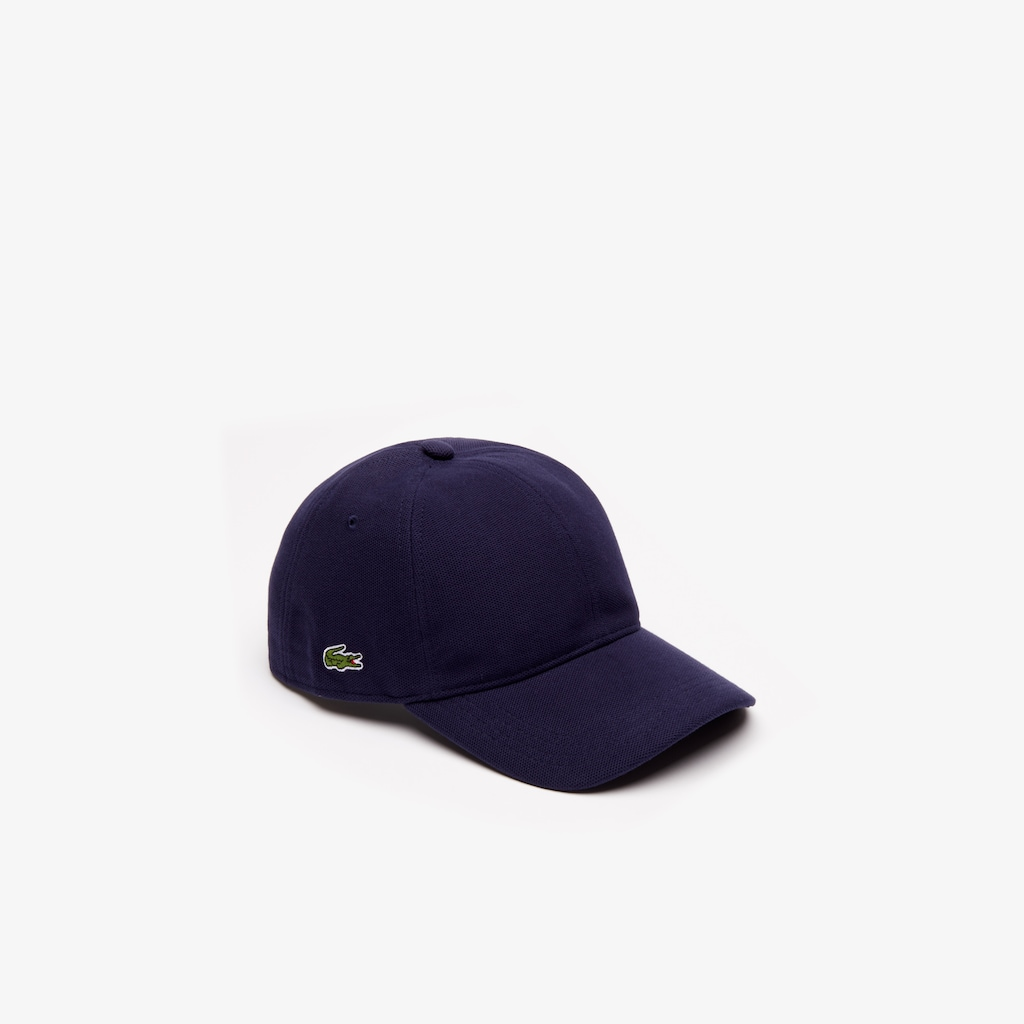 Men s Cotton piqué cap  dc37c895a33
