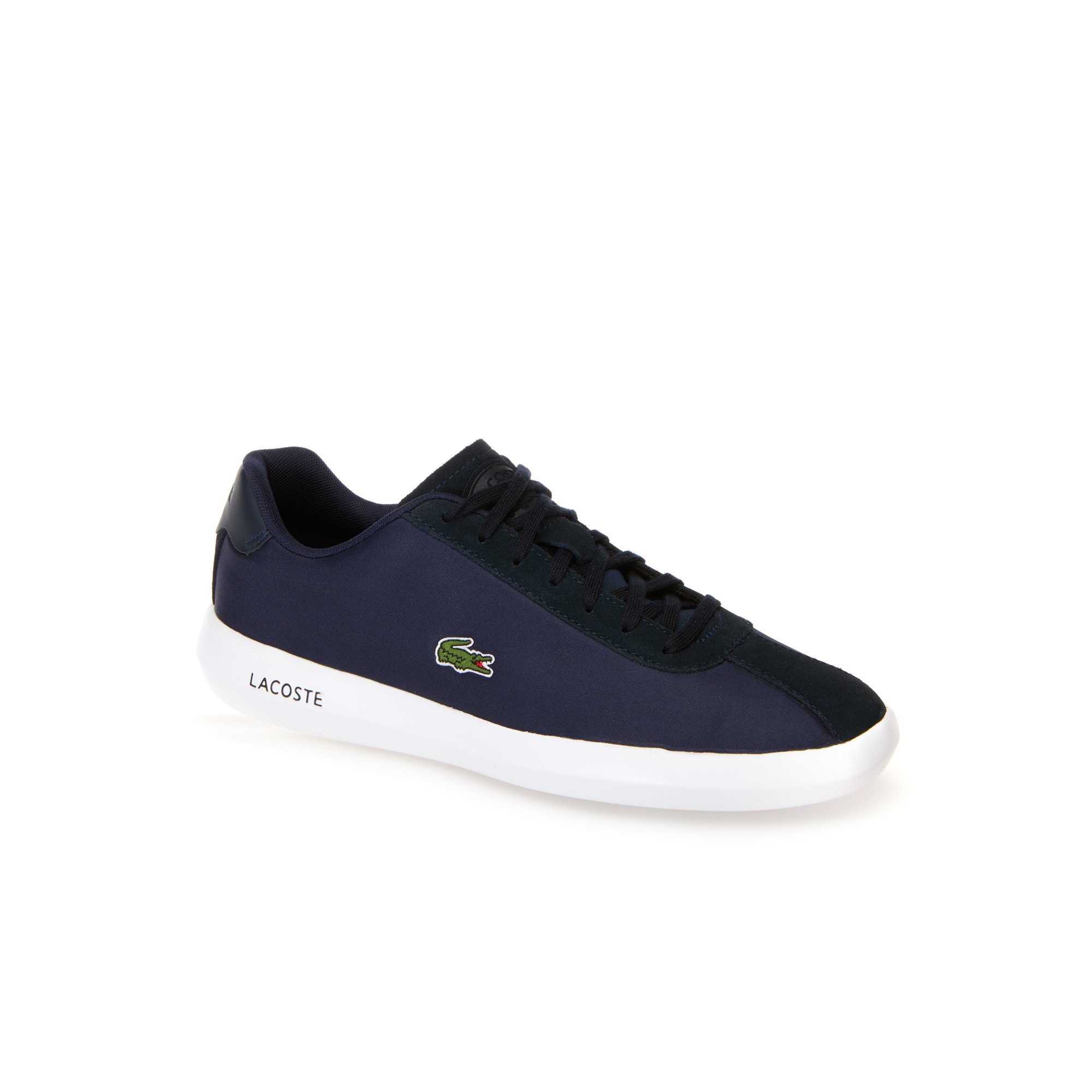 375e3e6c47e75 Men s Avance Nylon and Suede Trainers ...