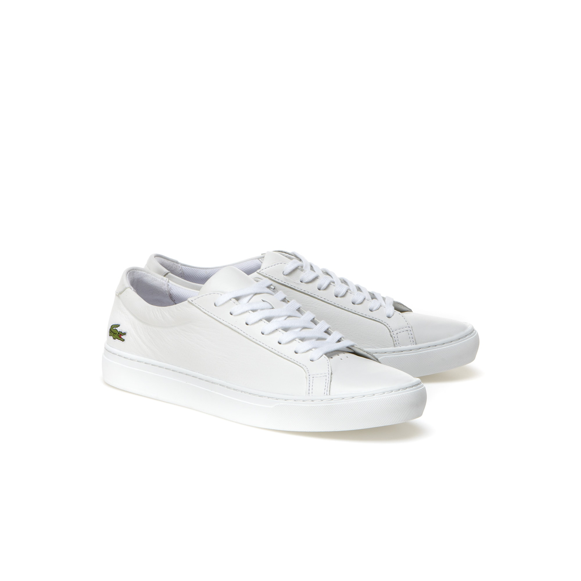 Men's L.12.12 Nappa Leather Trainers