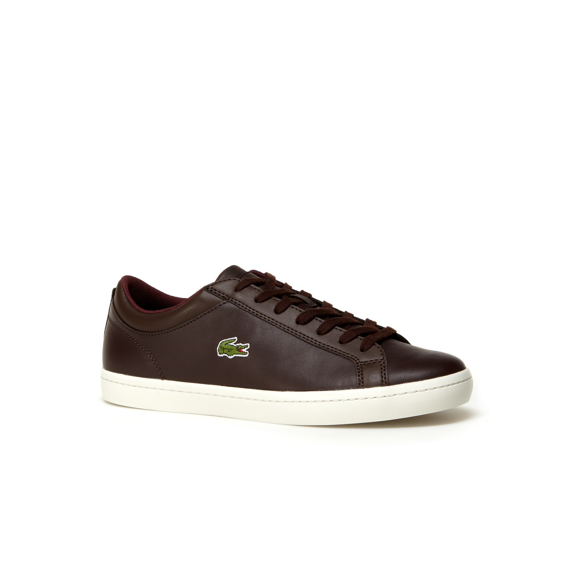 Men's Straightset SP Leather Trainers