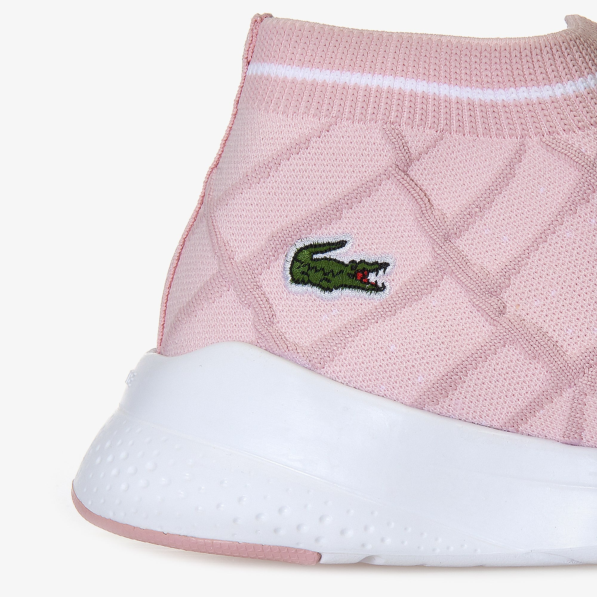 90ee8856 Women's LT Fit Sock Textile Trainers | LACOSTE