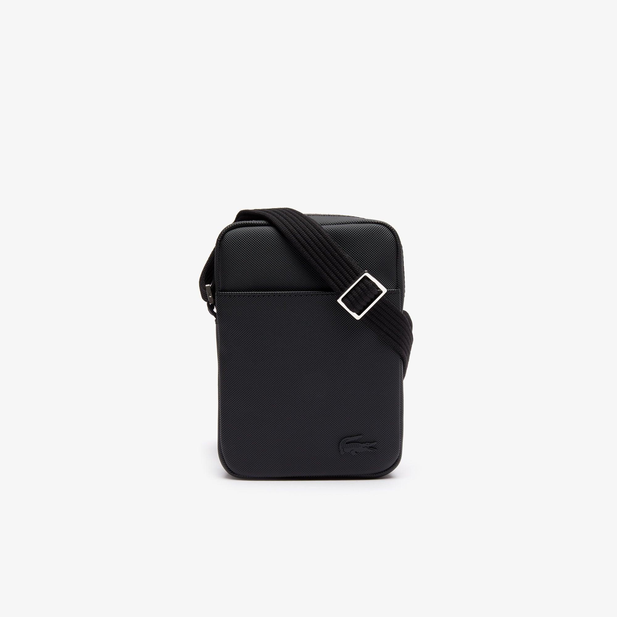 66c2feb18d8 Men's Classic Petit Piqué Vertical Zip Bag   LACOSTE