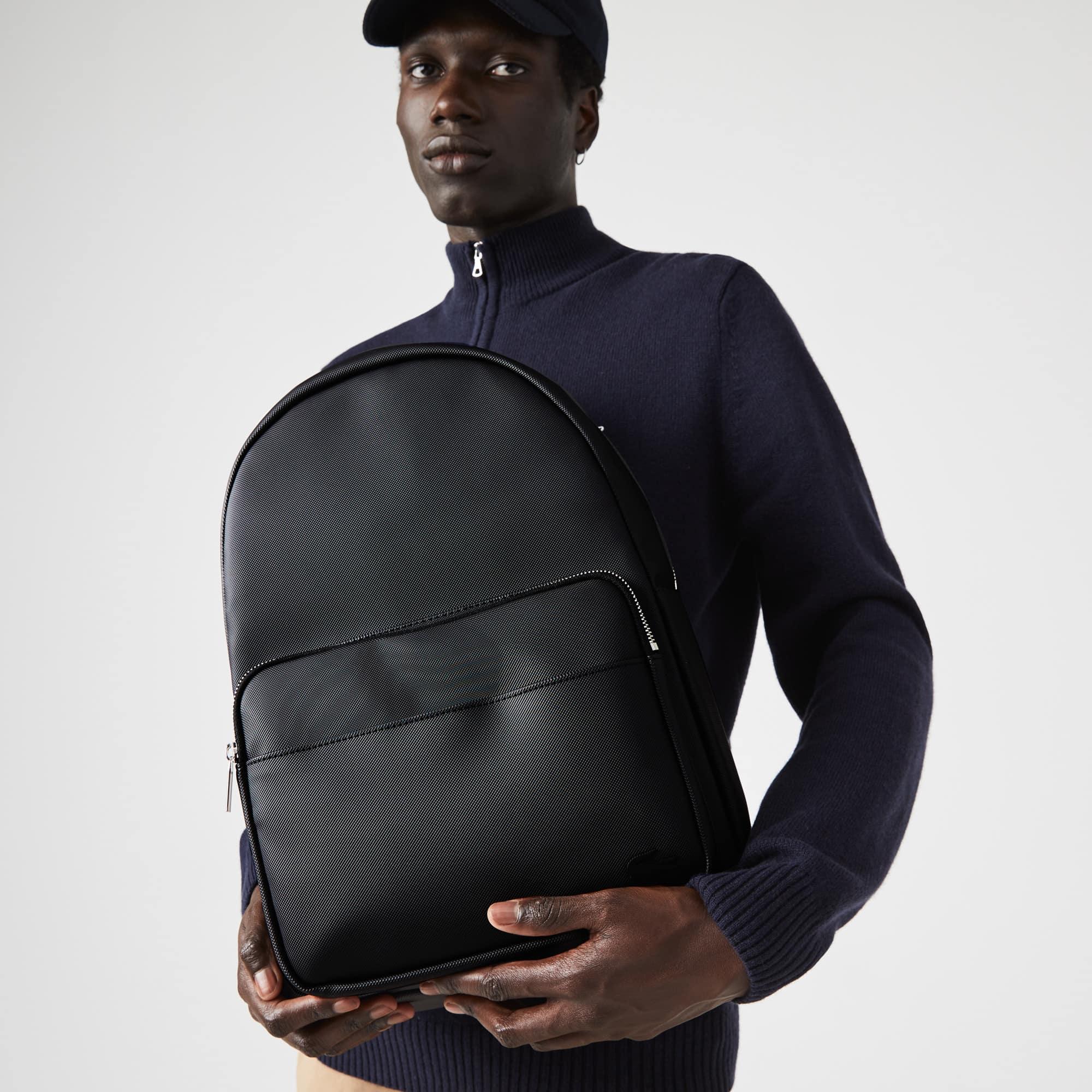 4b3b36d263b Men's Classic Petit Piqué Backpack | LACOSTE