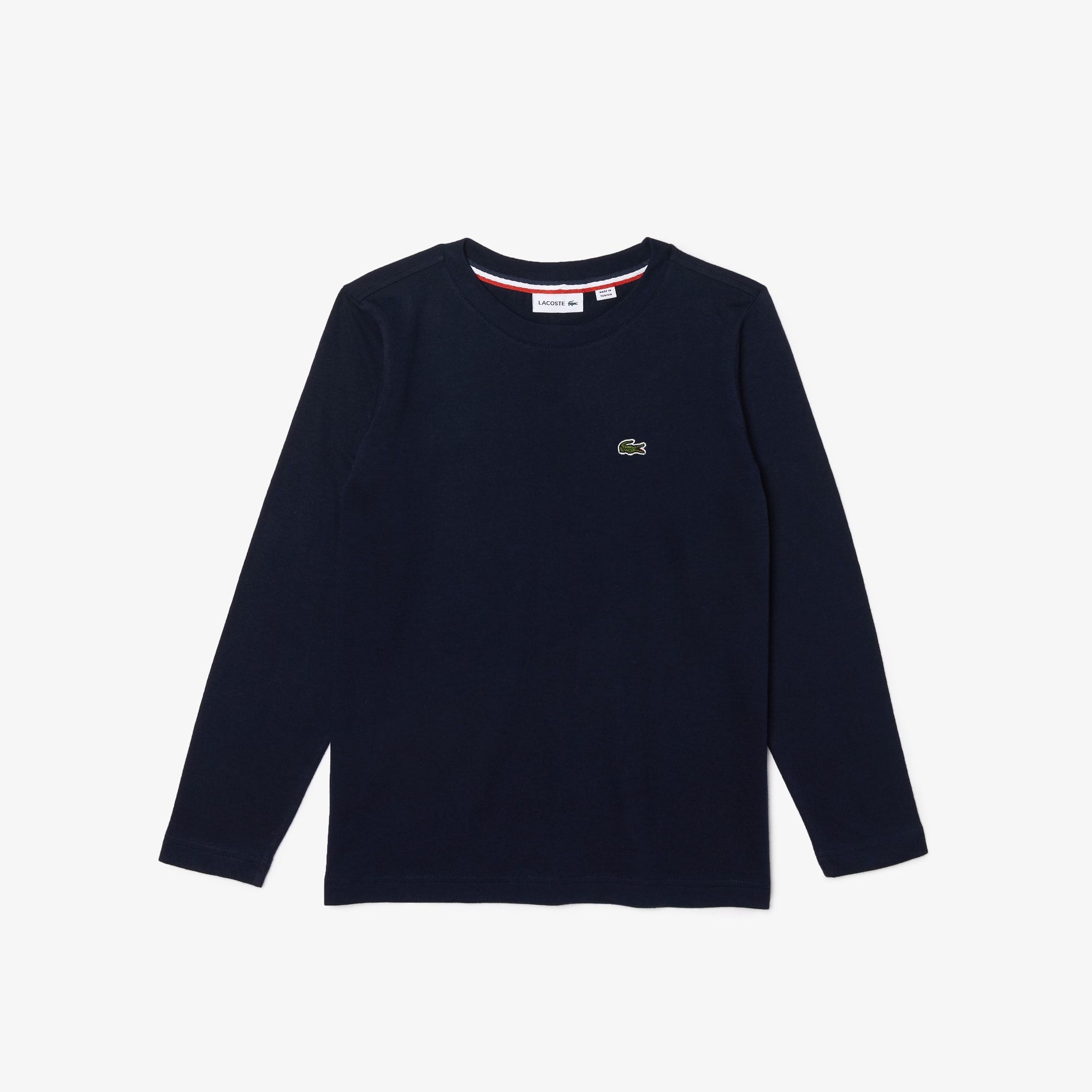 Boys' Crew Neck Jersey T-shirt
