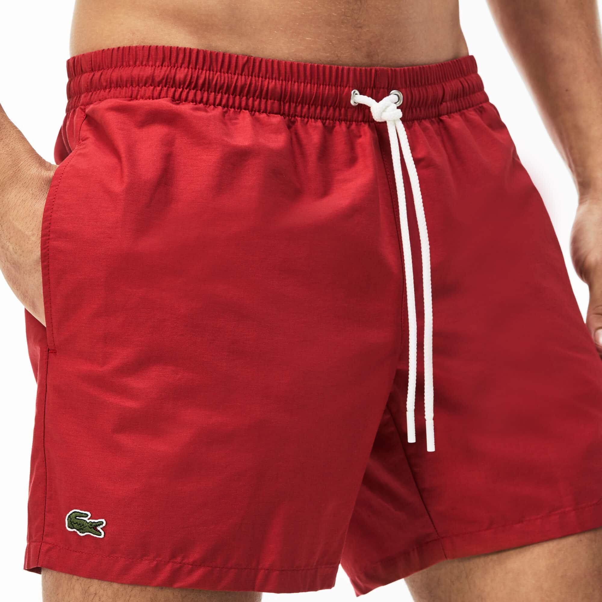 Men's Swimming trunks in taffeta