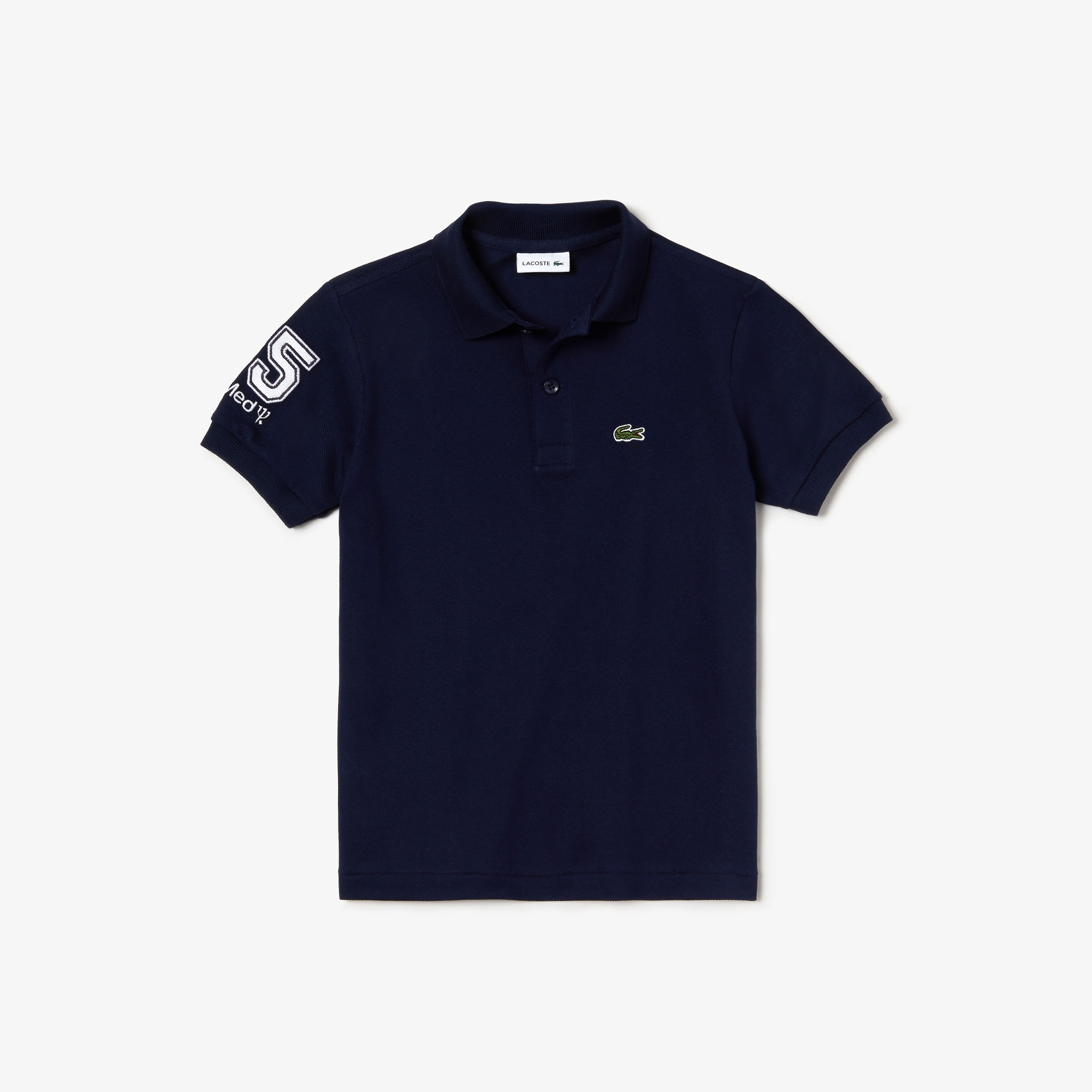 Kid's Lacoste Club Med Polo Shirt