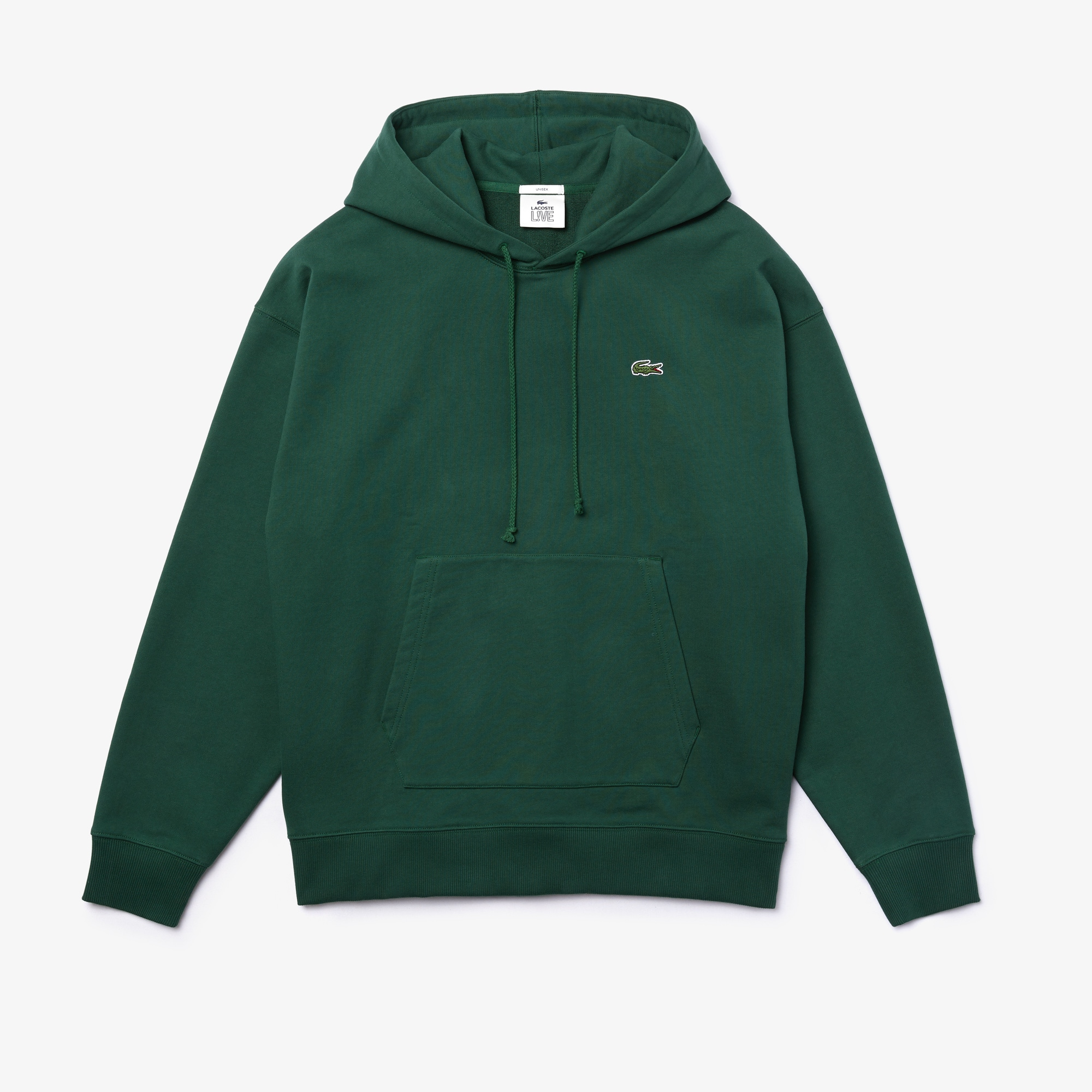 Mens Lacoste AOP Oth OTH Hoodie New