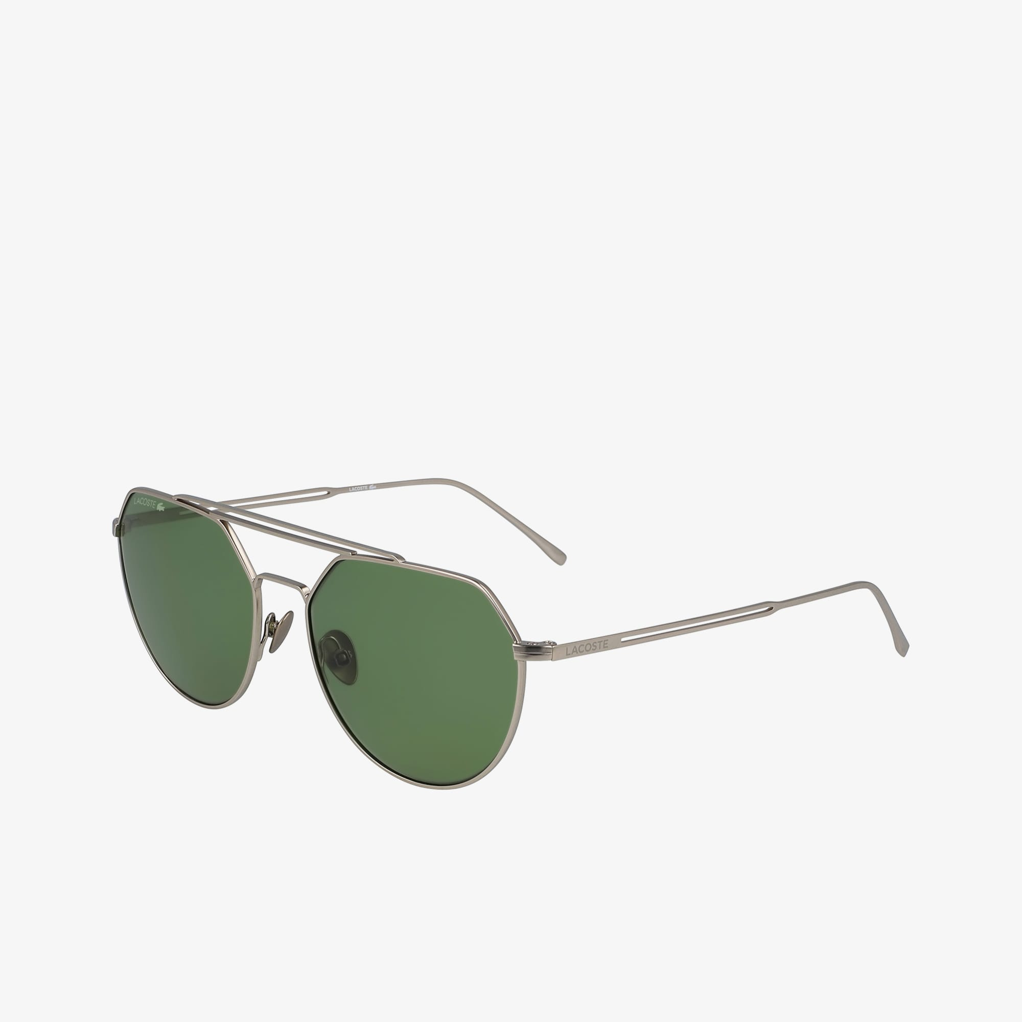 Oval Metal Paris Collection Sunglasses