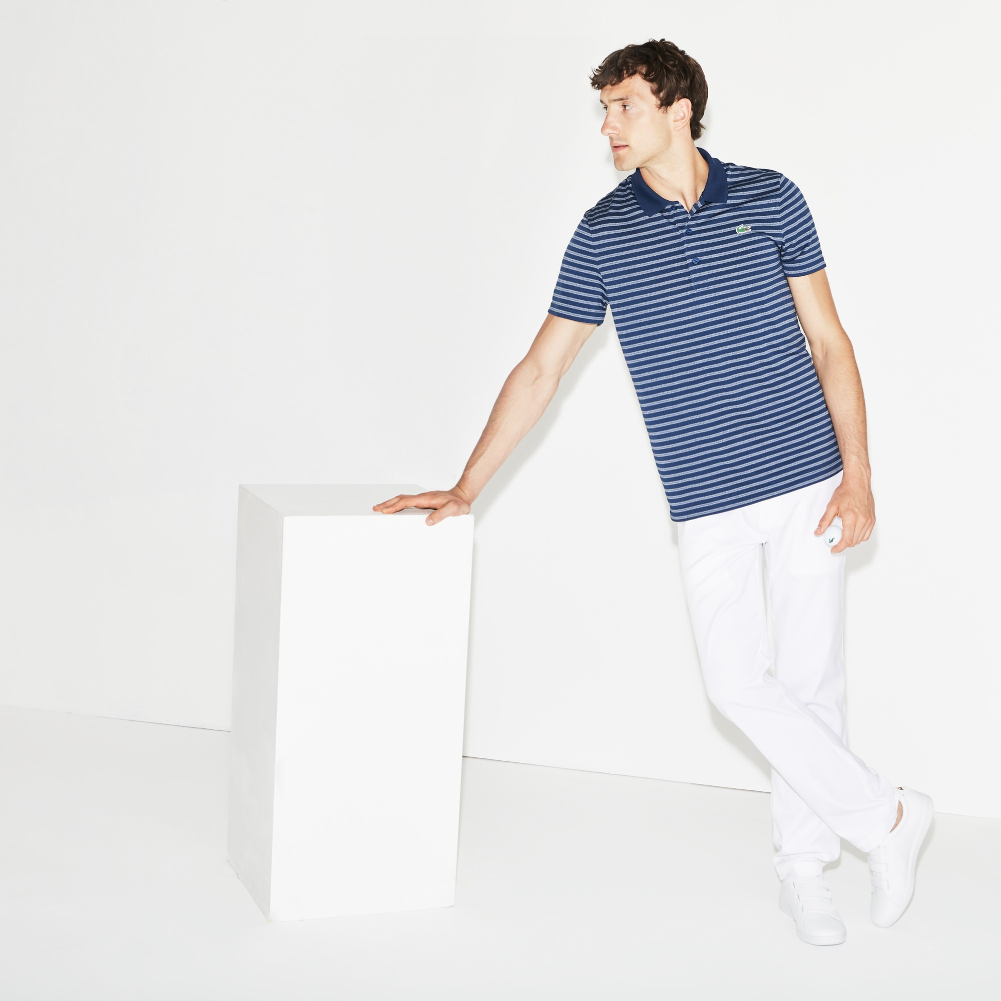 Men's Lacoste SPORT Technical Gabardine Golf Chino Pants