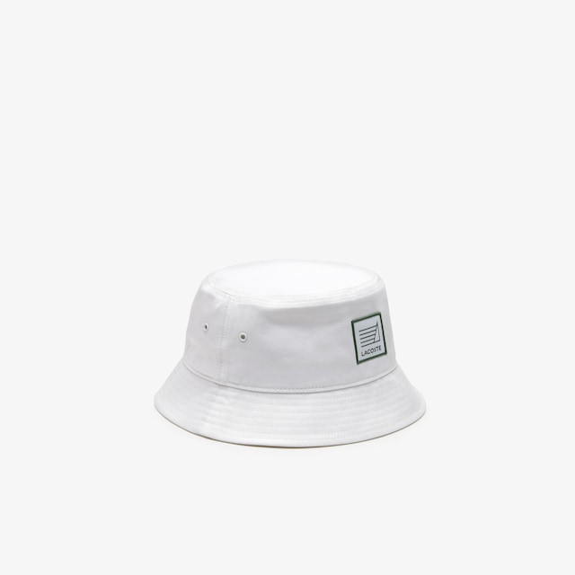 Men s Cotton piqué bucket hat  d9ded651c899