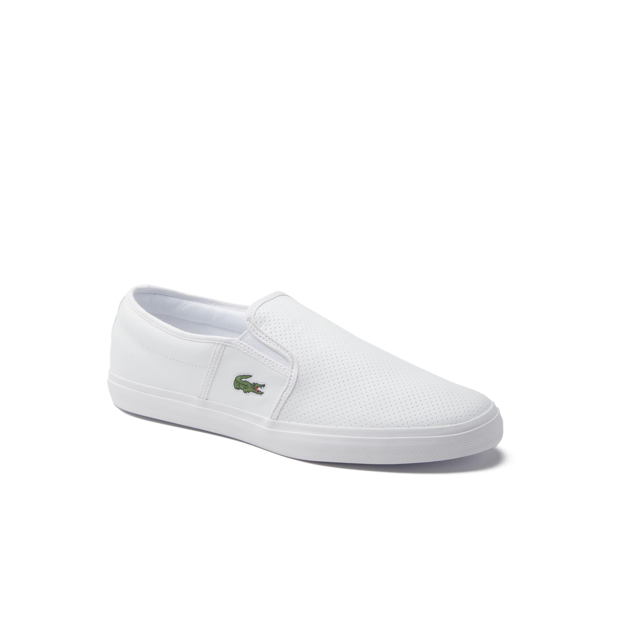 Men's Gazon Leather Slip-ons