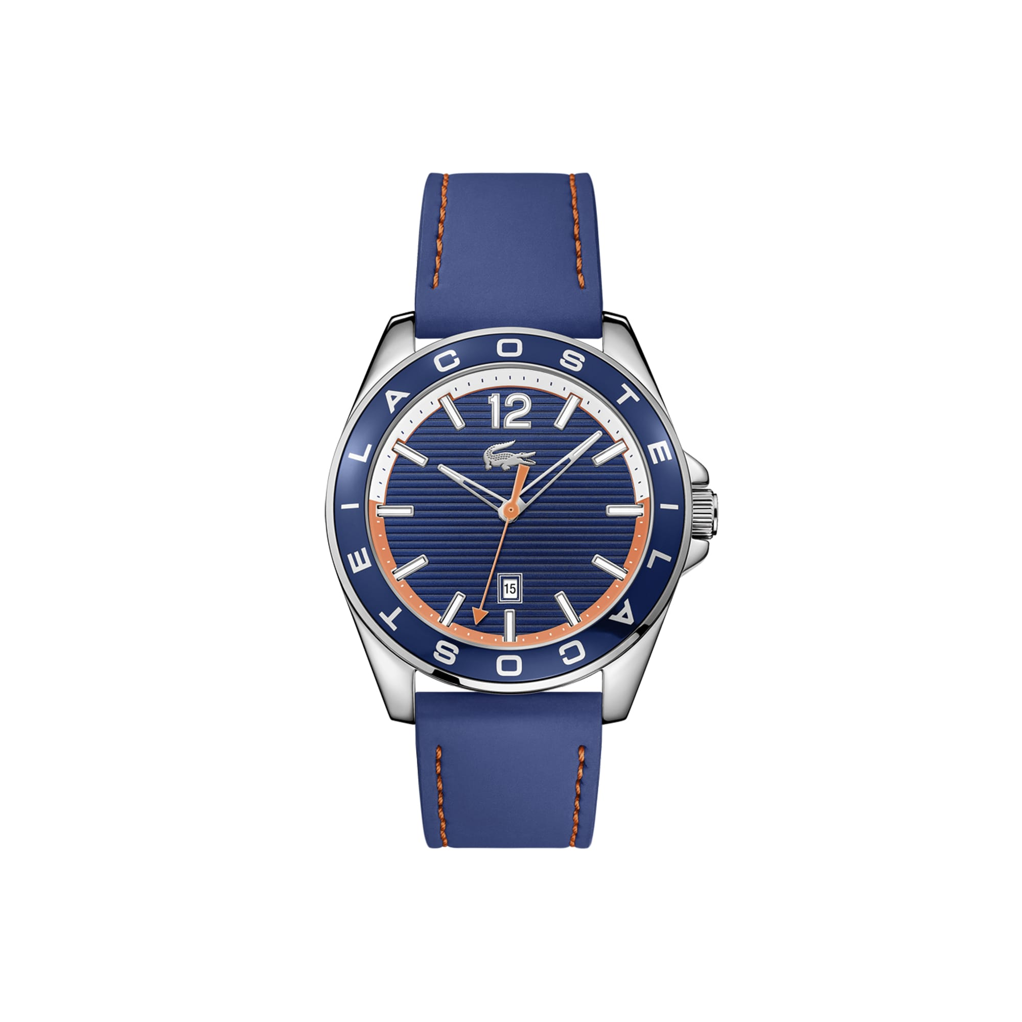 Men's Westport Watch with Blue Leather Strap