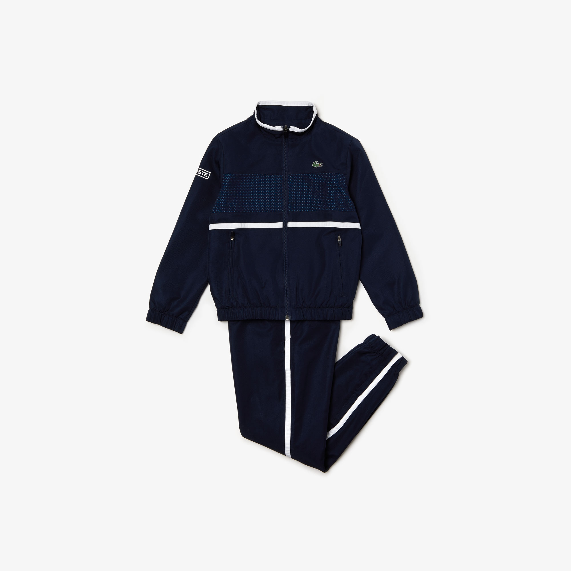 f700e39fa Kids tracksuits | Lacoste sport clothing for kids | LACOSTE