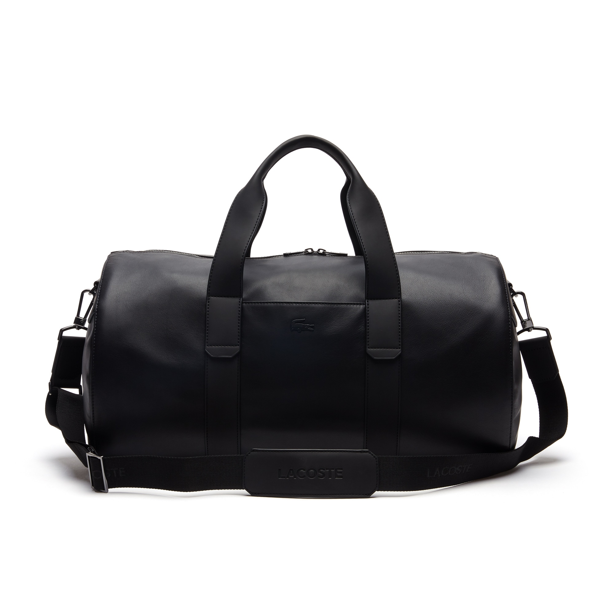 Men's Full Ace Leather Roll Bag