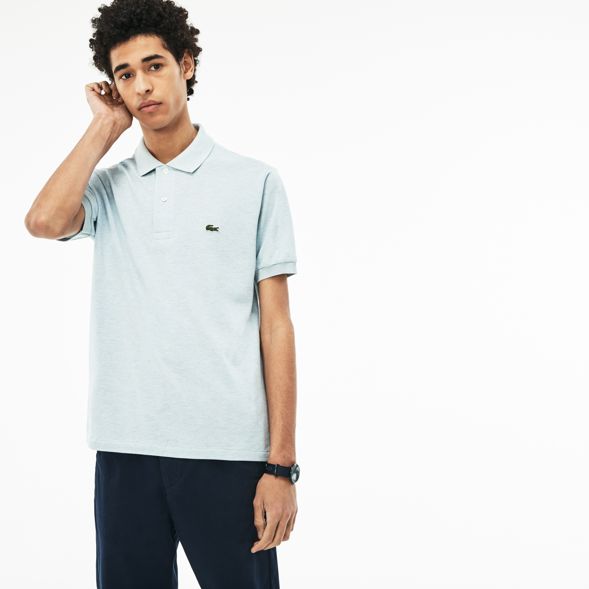 Marl Lacoste L.12.12 Polo Shirt