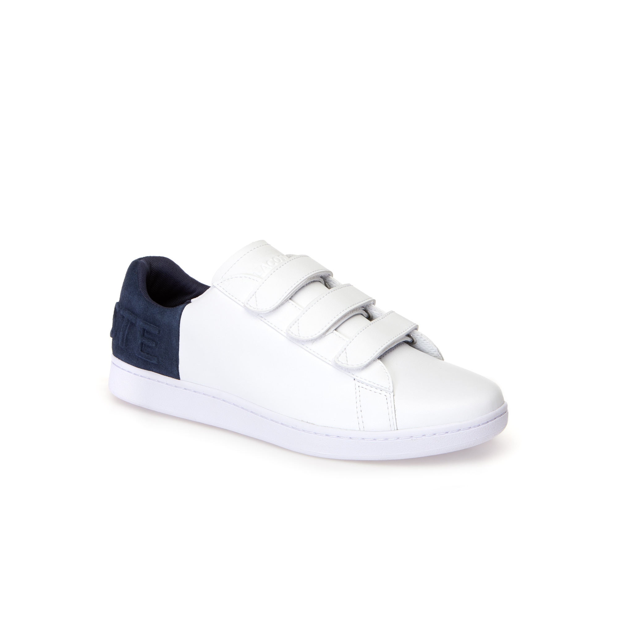 689194a59d265 Men s Carnaby Evo Strap Leather and Suede Trainers