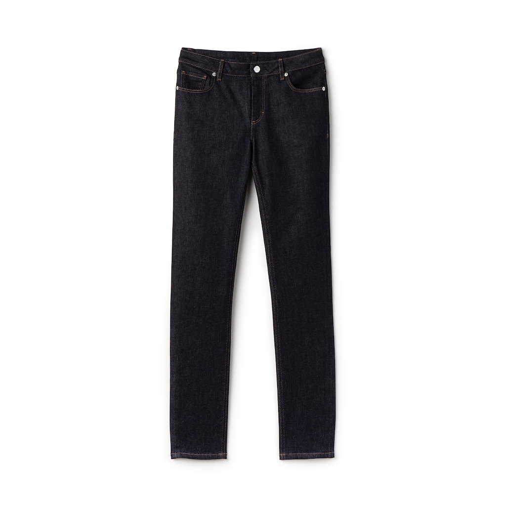 Women's Skinny fit jeans in stretch cotton