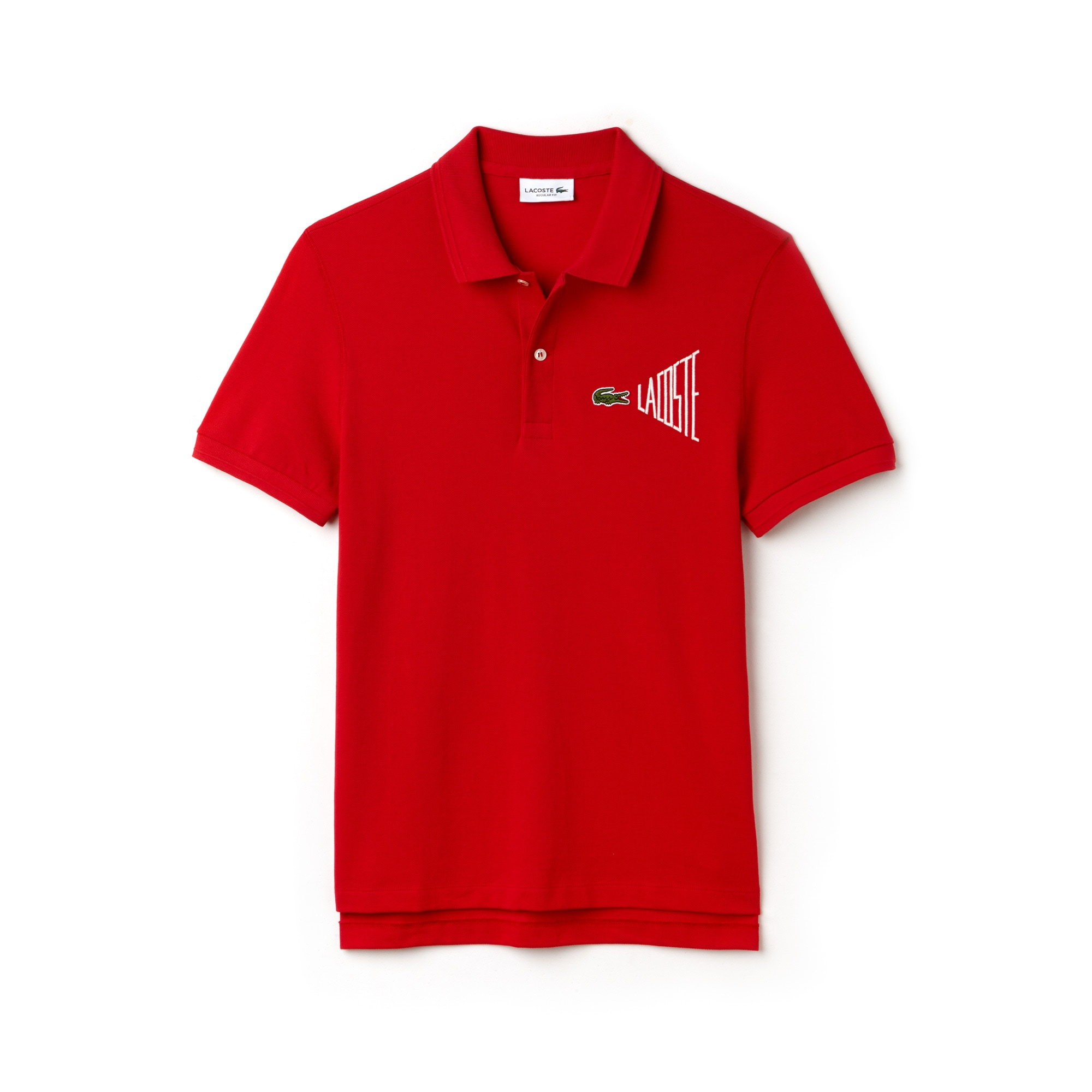Men's Lacoste Regular Fit Piqué Polo Shirt
