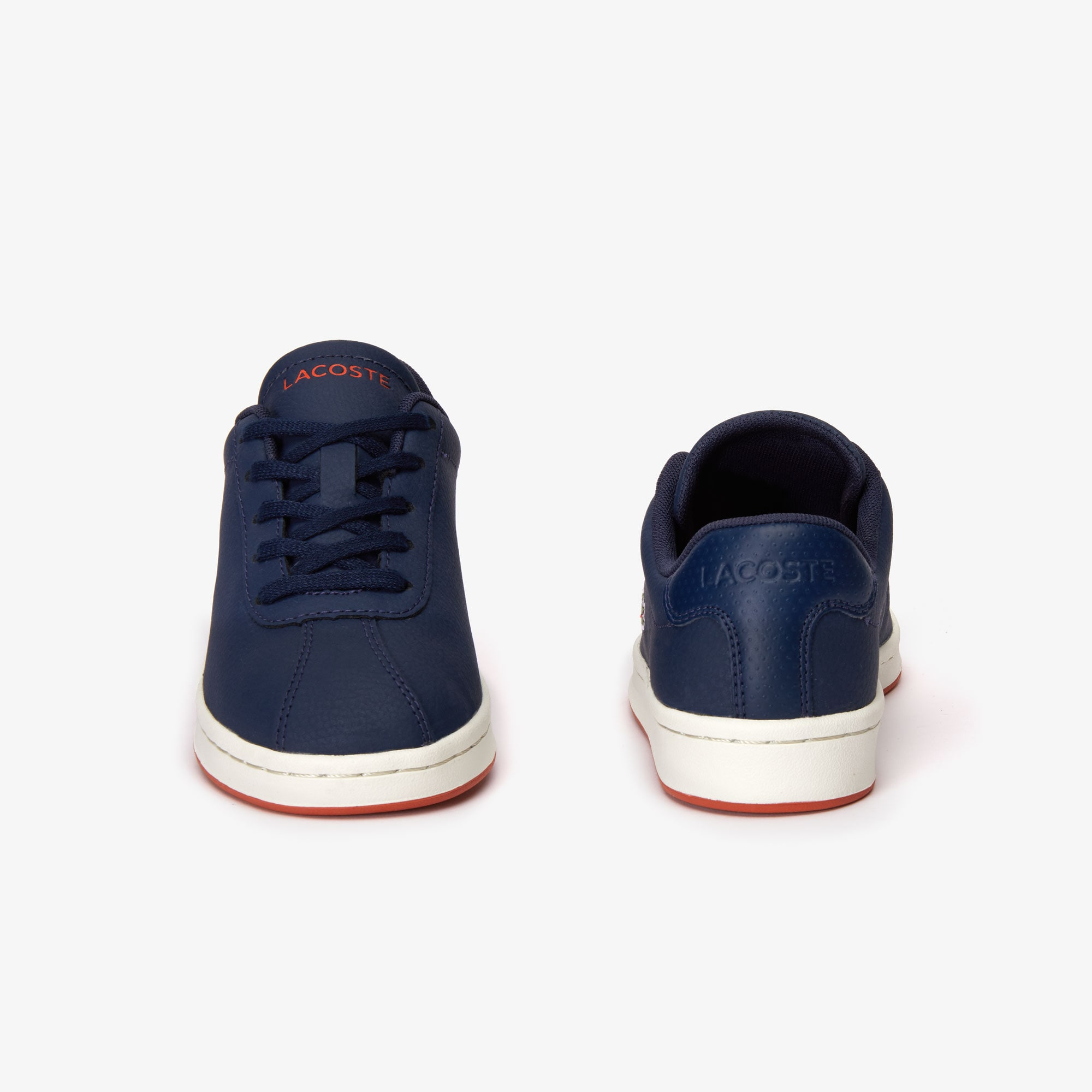 Children's Masters Leather Trainers