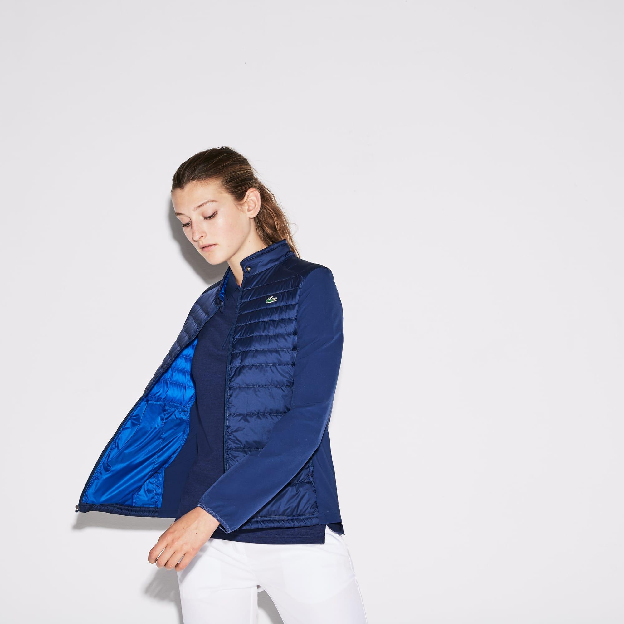 Women's Lacoste SPORT Down Technical Golf Jacket