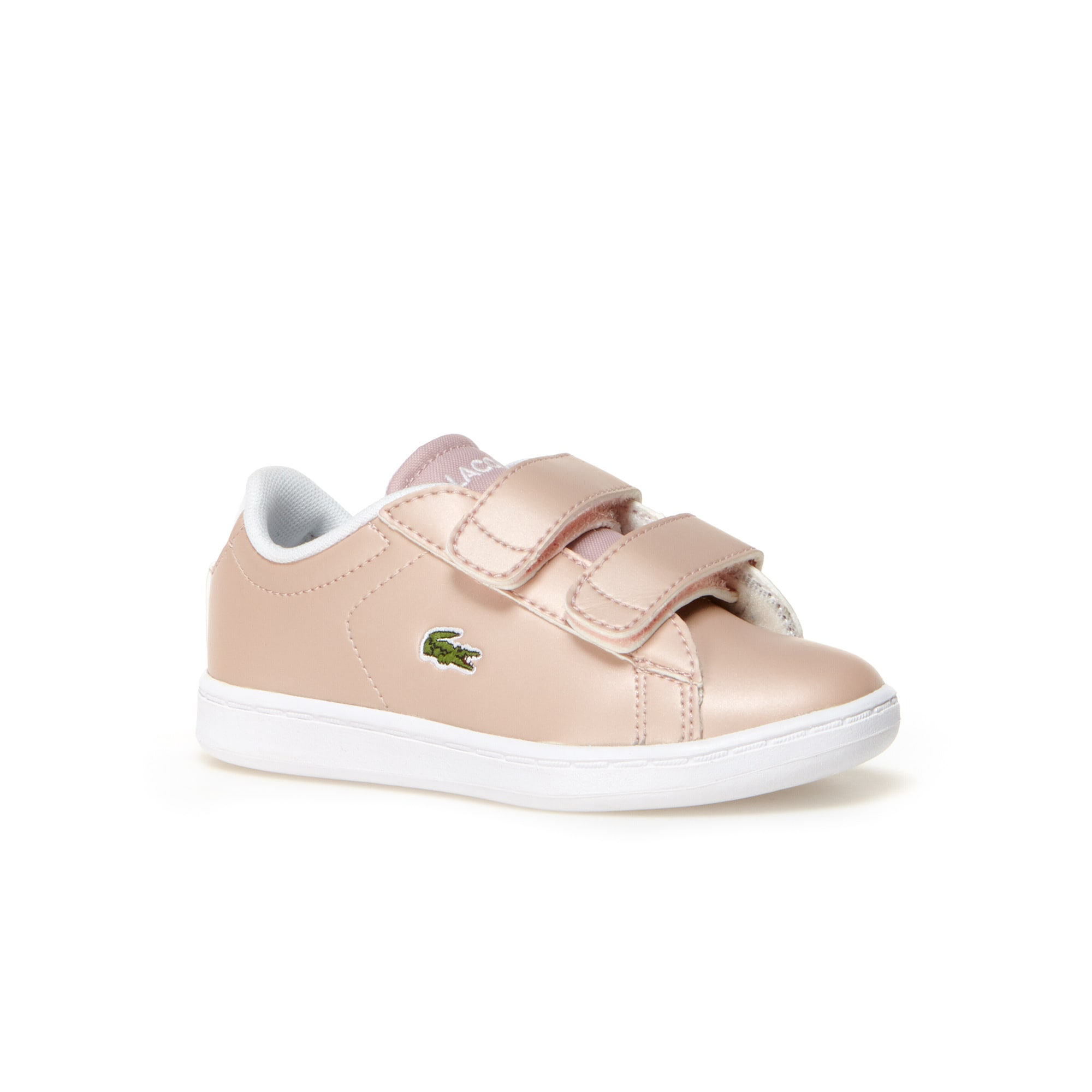 Kids' Carnaby Evo Hook and loop Strap Glossy Trainers