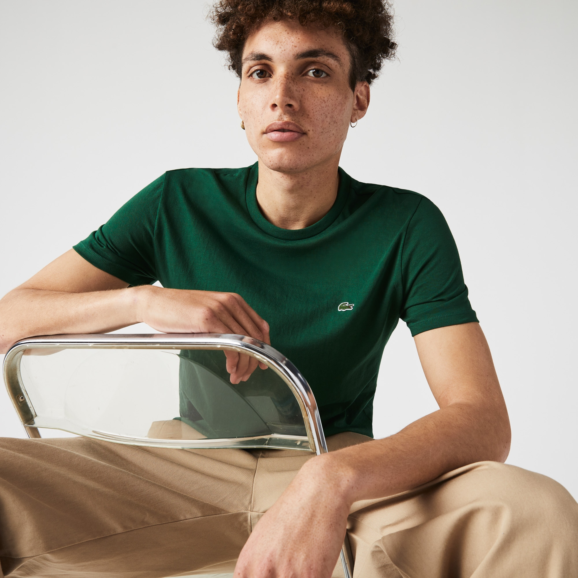 ec36ffca992 Lost Art T Shirt Lacoste - todoityourself.com