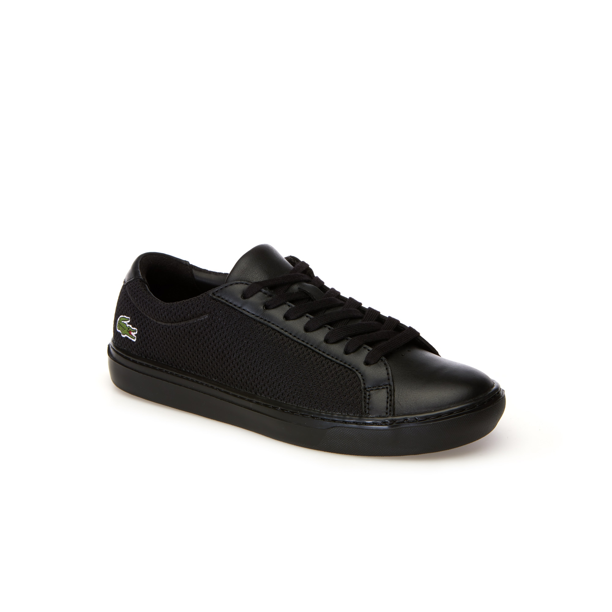 Light Lacoste L And Wt Textile Trainers 12 12 Men's Leather xqwtRSRF