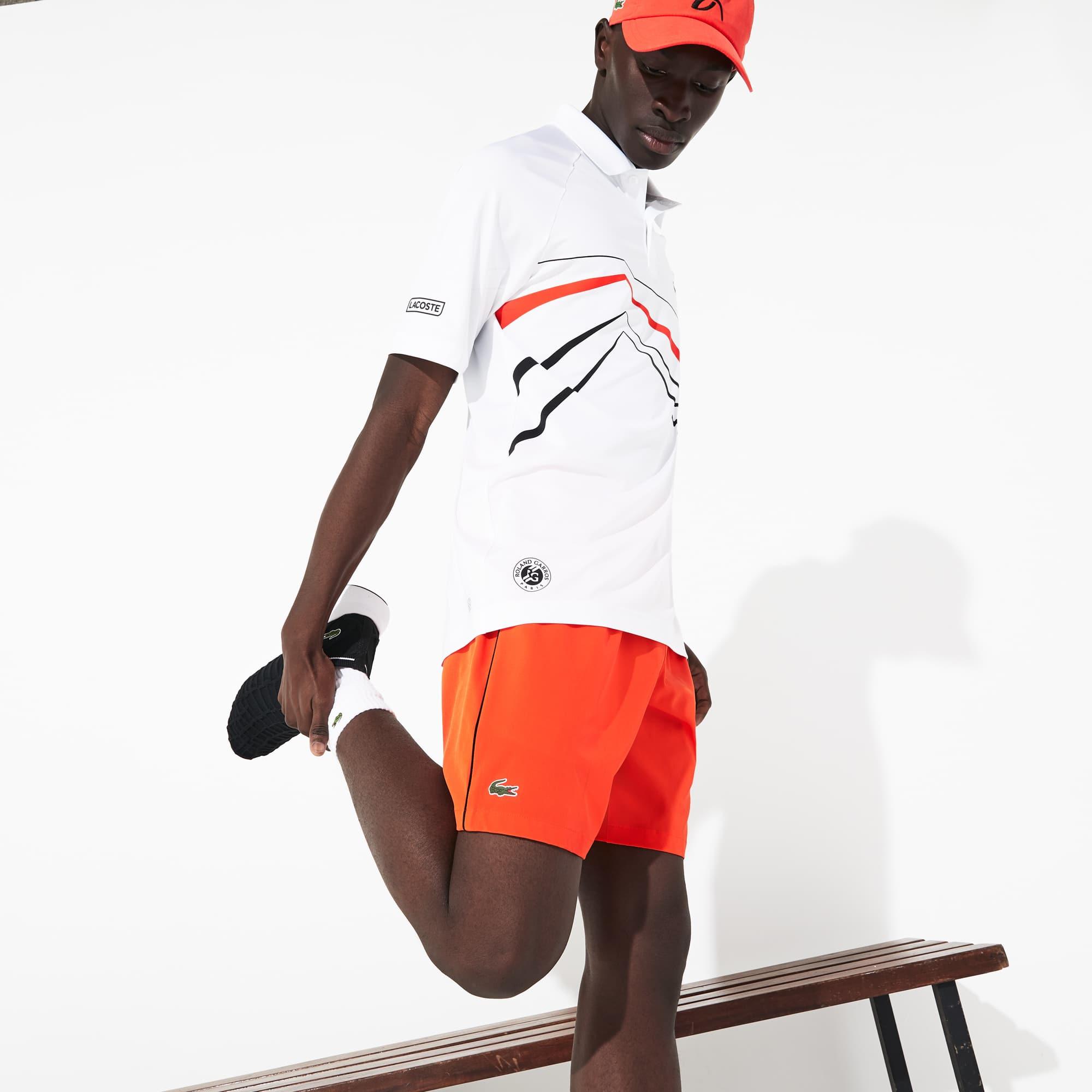 29147f481a51 Men's Lacoste SPORT Contrast Sleeves Ultra Light Cotton Polo Shirt. £45.00.  £75.00. + 1 colour