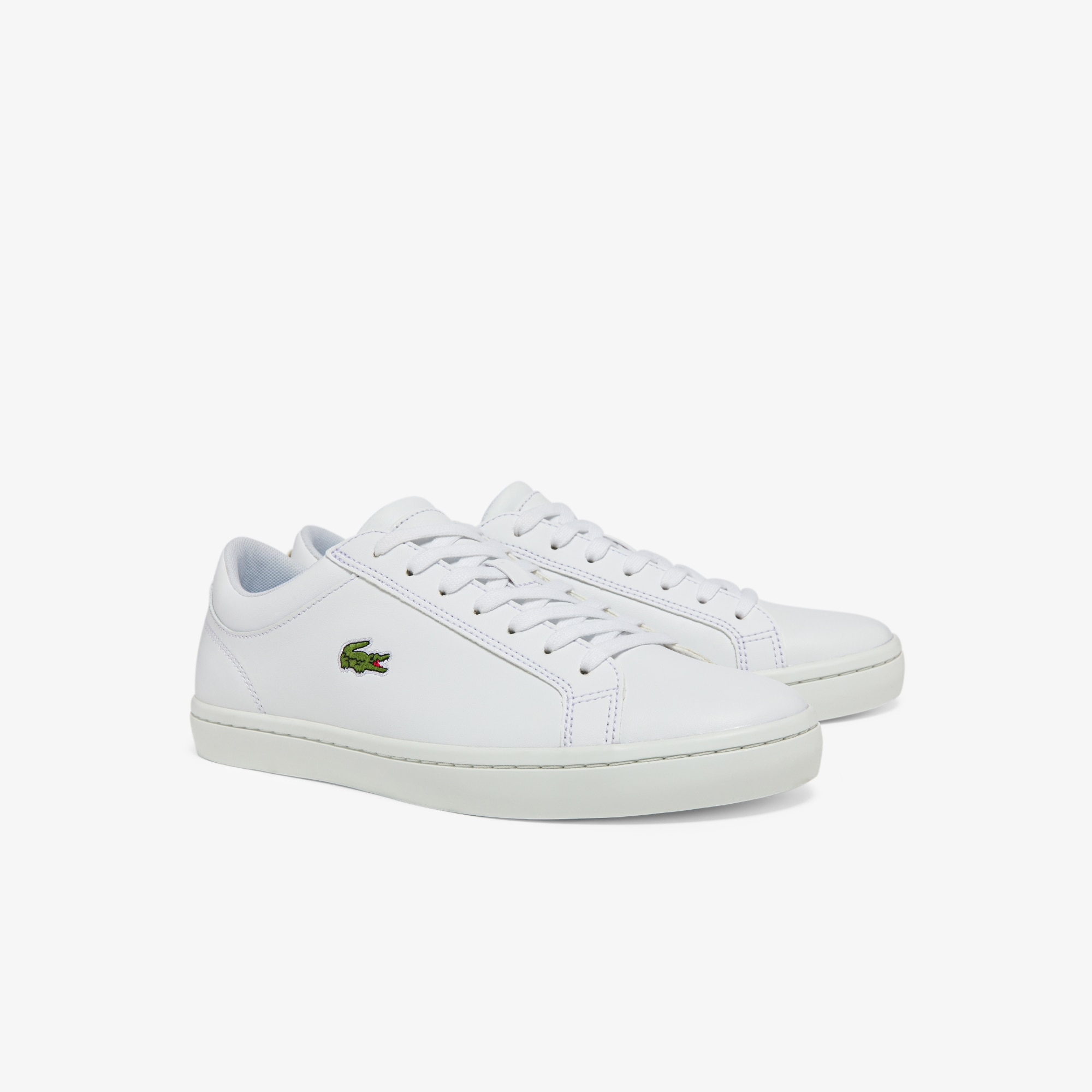 44423c777 Men s Straightset Leather Trainers