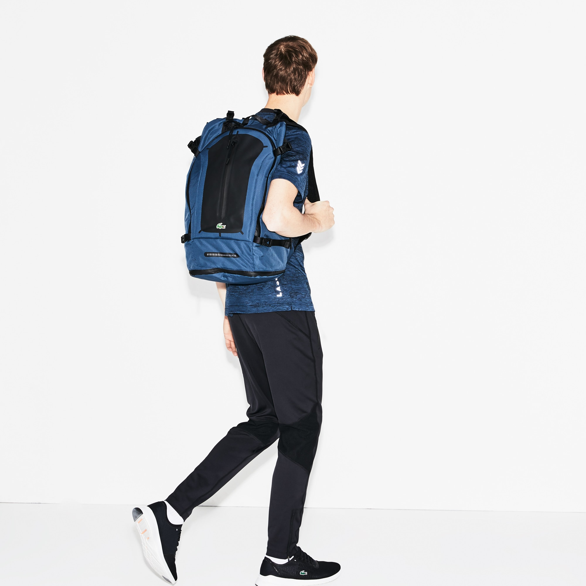 Men's Lacoste SPORT Match Point Nylon Backpack