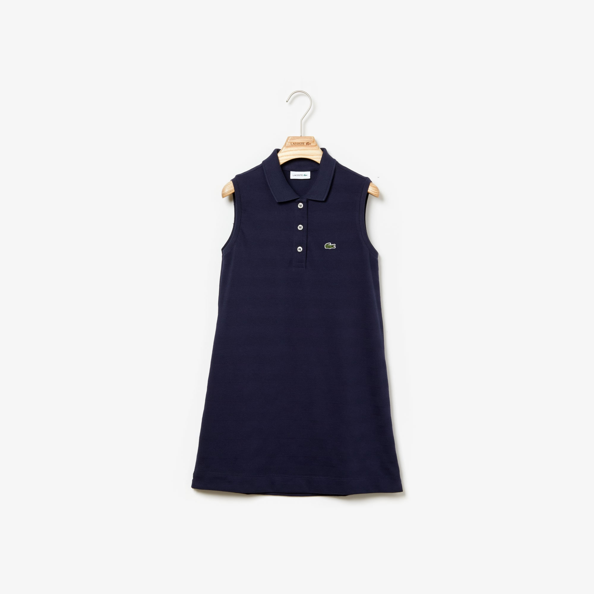 b0073550b Girls  Petit Piqué Polo Dress