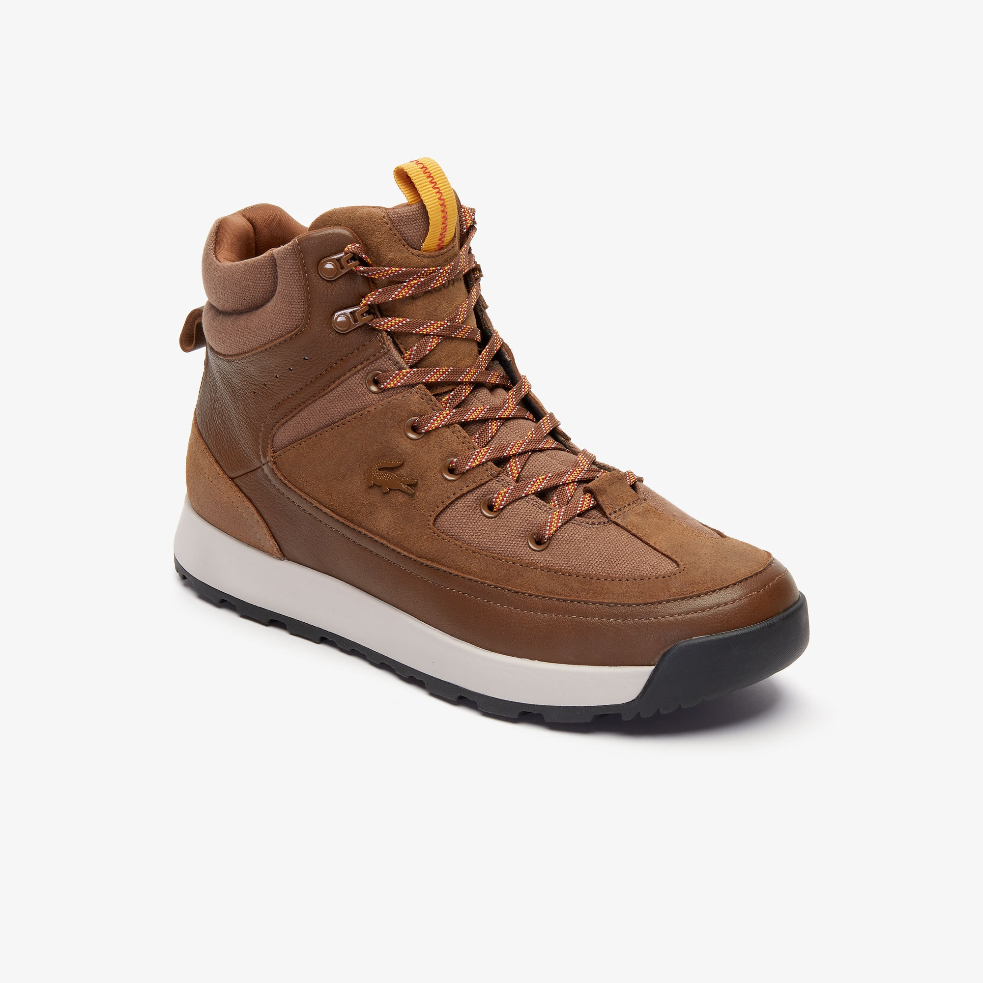 lacoste waterproof boots authentic