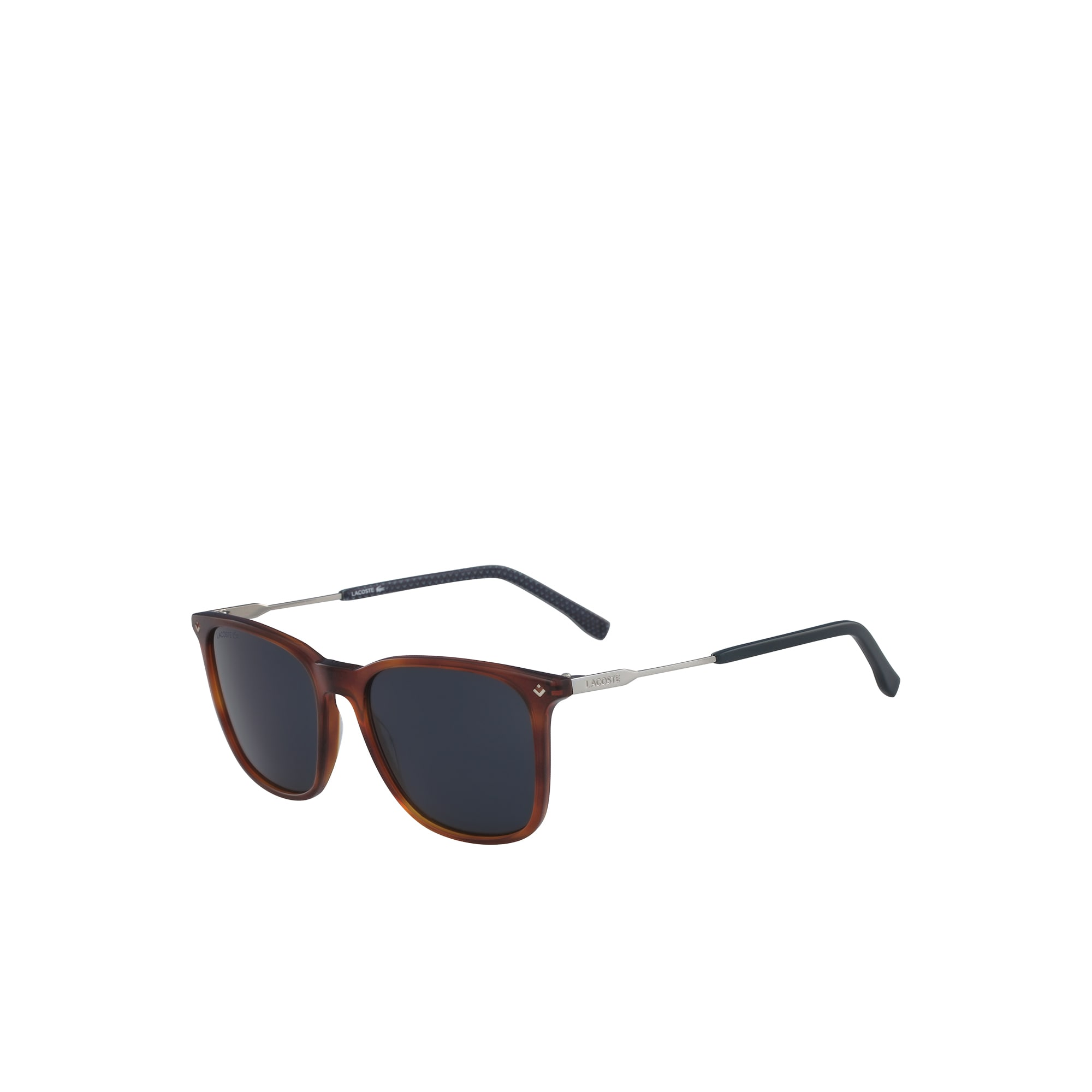 Men's Petit Piqué Sunglasses with Acetate/Metal Frames