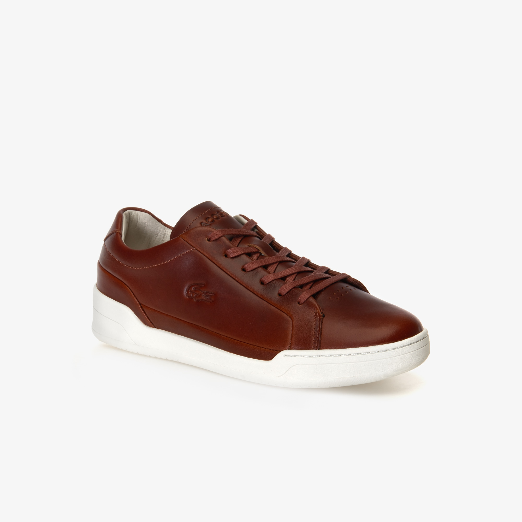 21d078bf6 Men s Challenge Leather Trainers