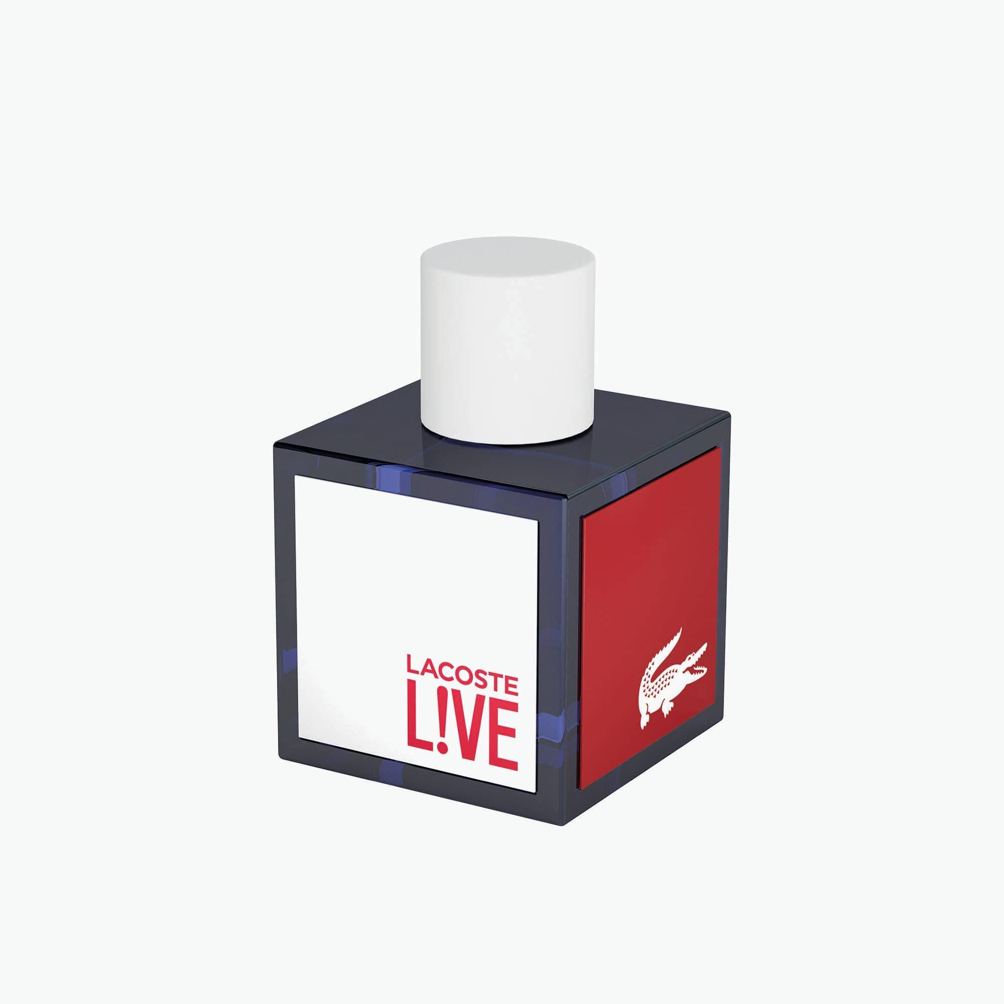 najlepsze ceny ekskluzywne buty nowy styl życia Lacoste Live Eau de Toilette 60ml