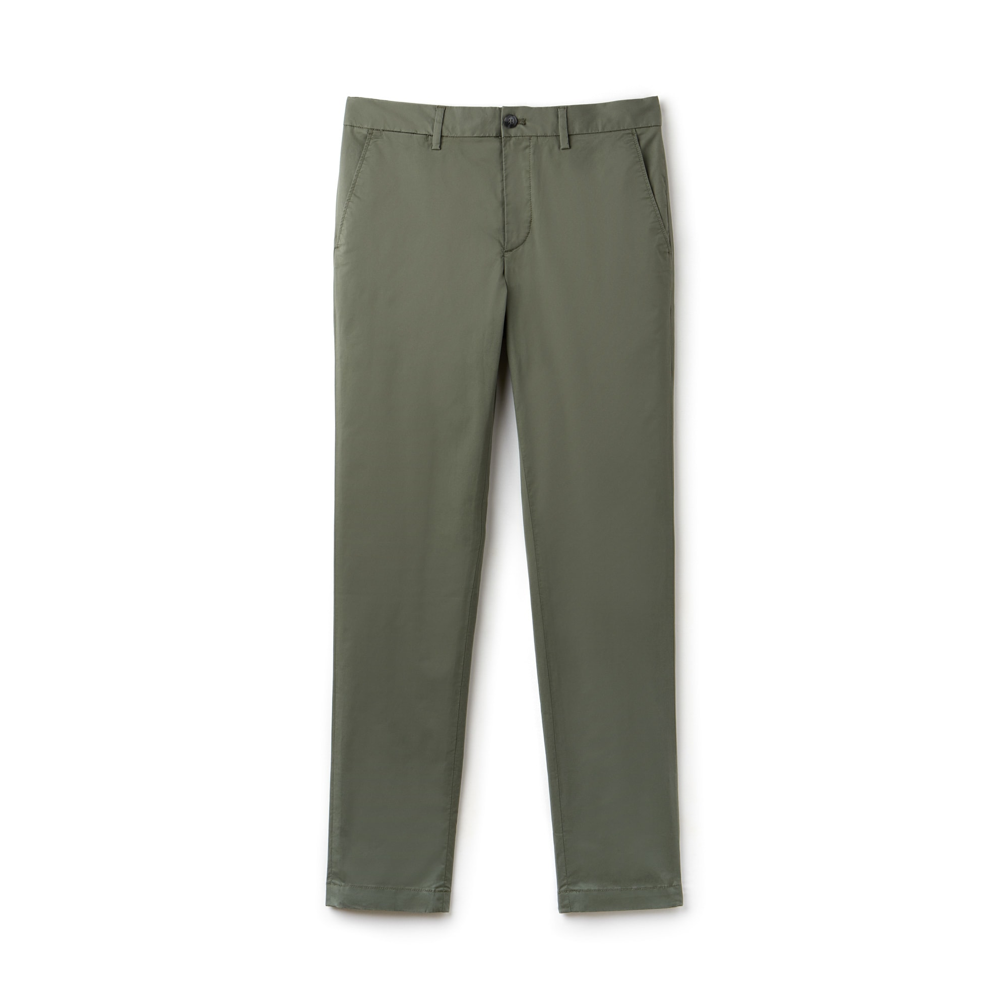 Men's Slim Fit Stretch Pima Cotton Twill Chino Pants