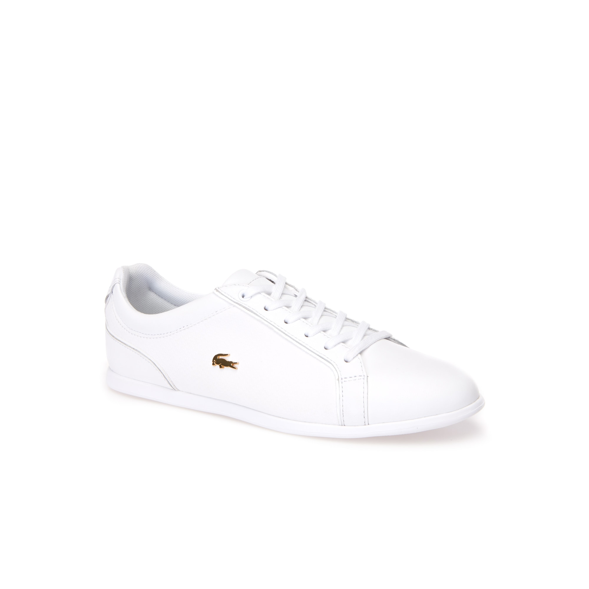 Women's Rey Lace Leather Trainers