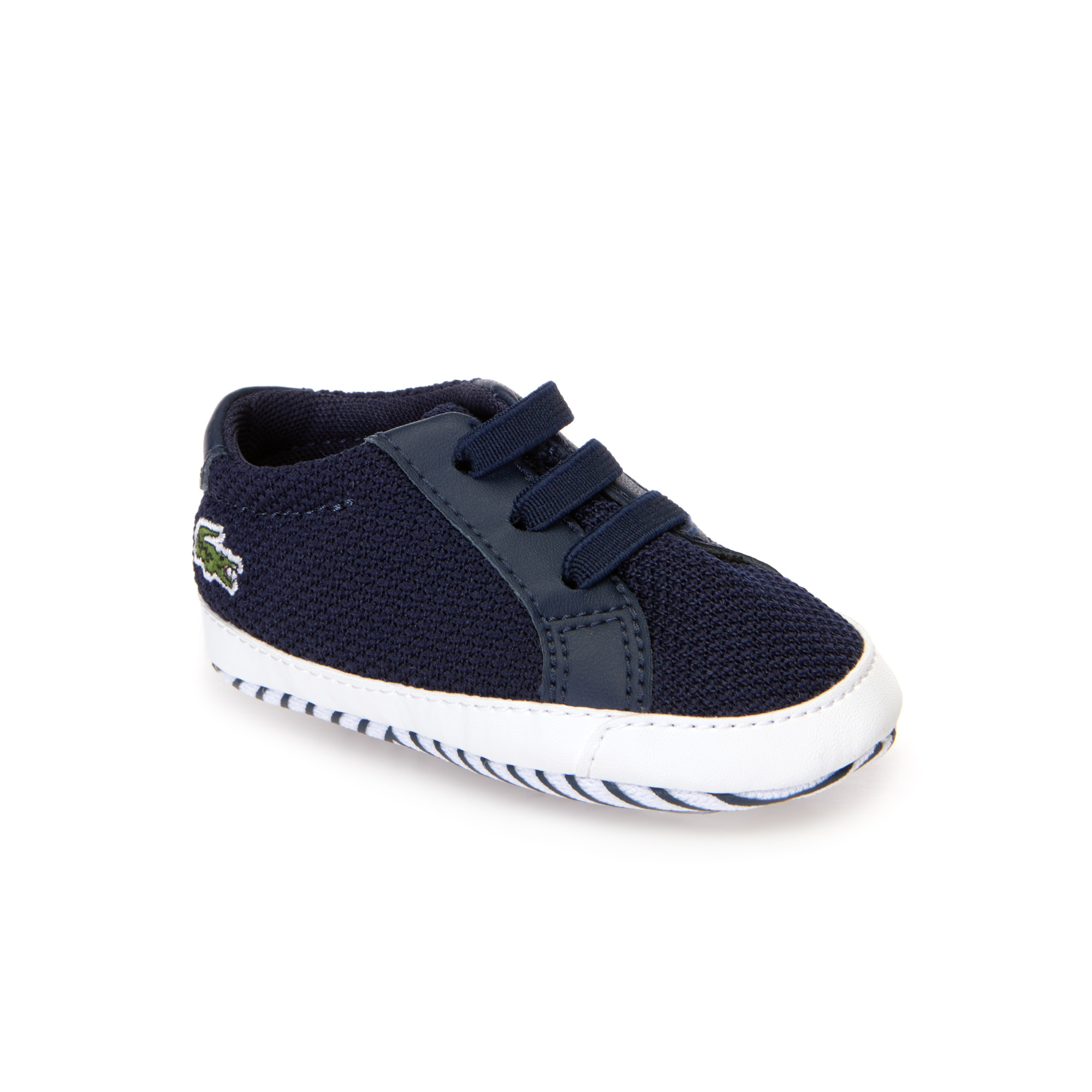 Babies' L.12.12 Crib Textile Trainers