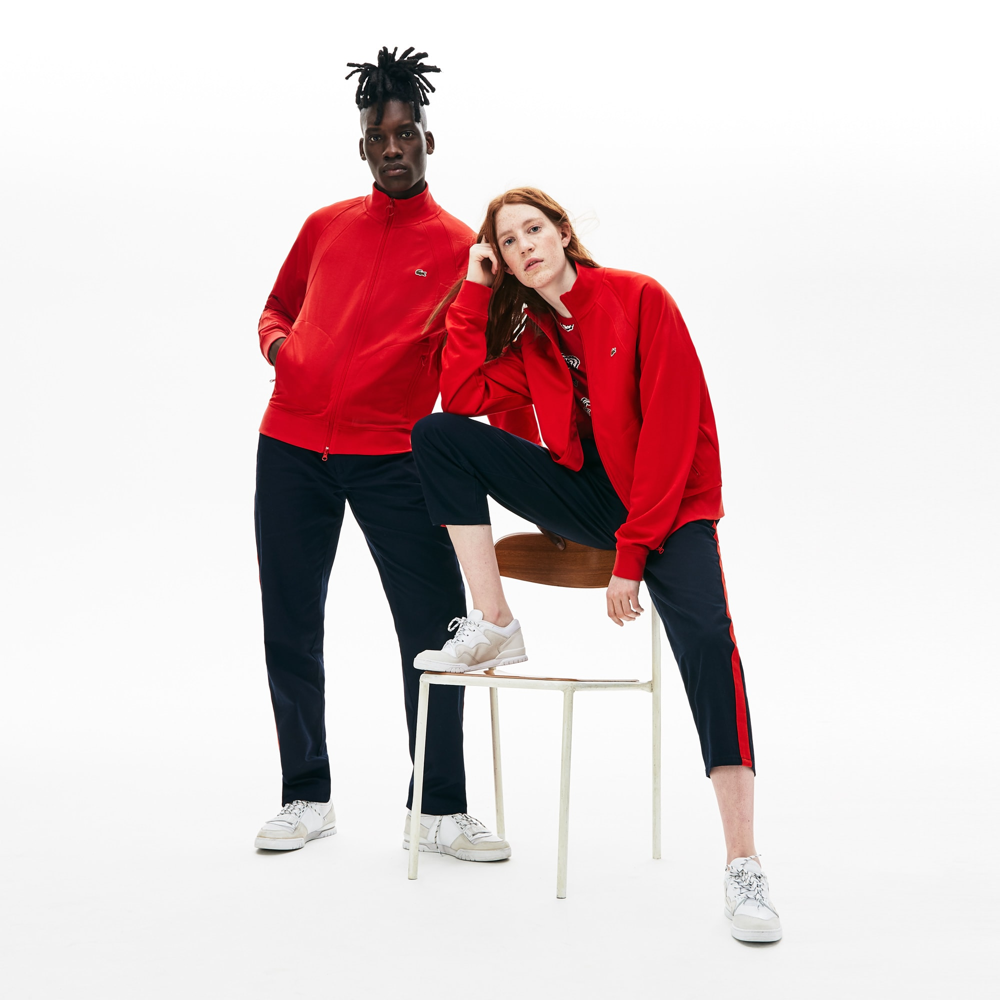 565b0a5fd3 LACOSTE LIVE: Clothing, Footwear & fragrances collection