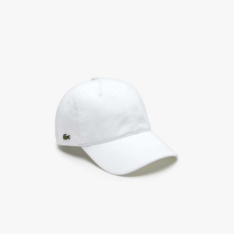 Men's Contrast Strap Cotton Cap