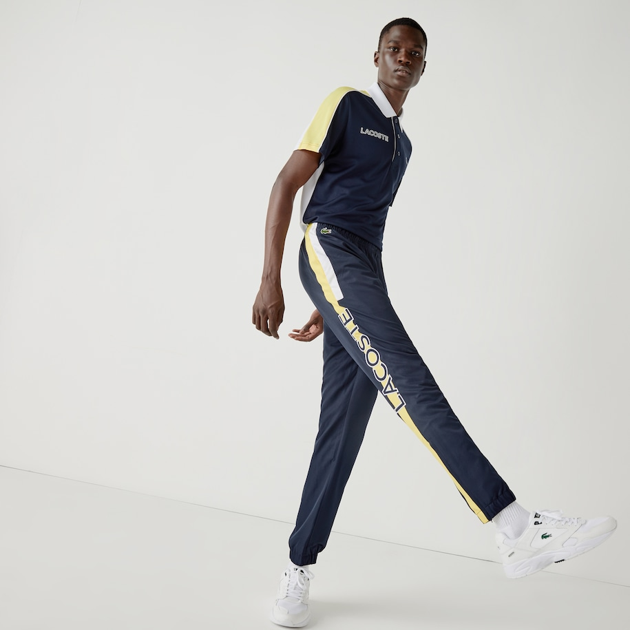 Men's Lacoste SPORT French Capsule Tracksuit Pants