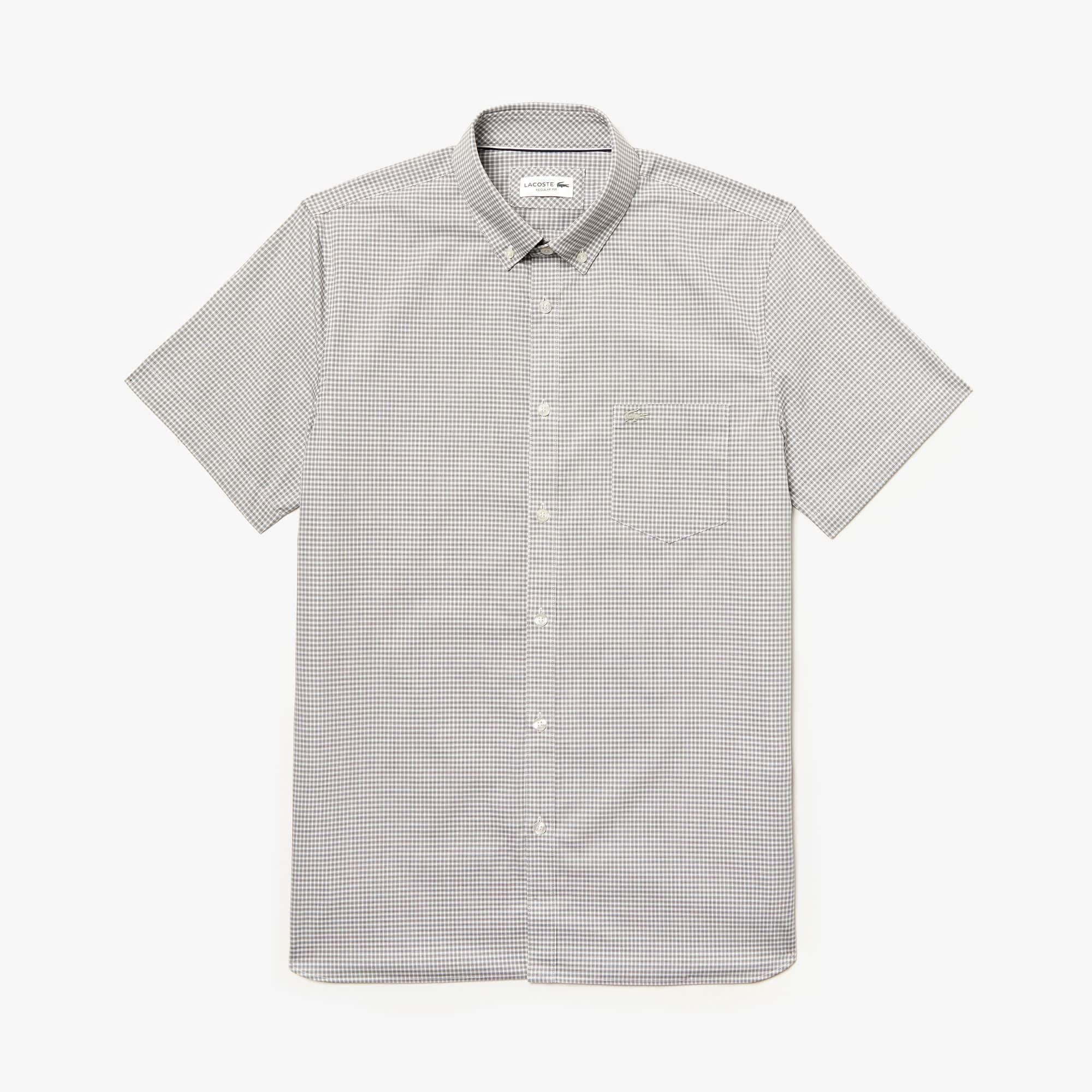 b9df5b97 Long sleeve Shirts - Men | LACOSTE