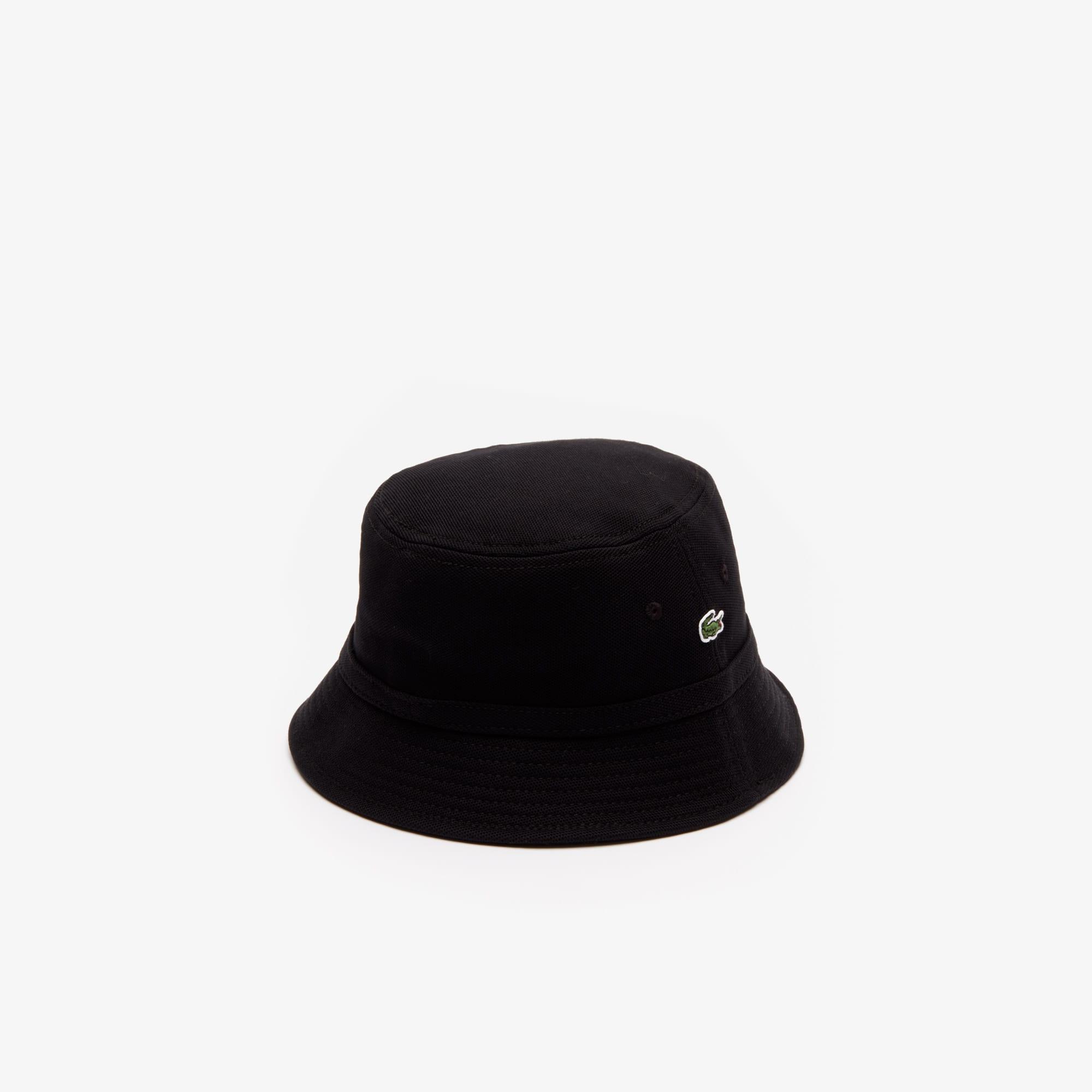 11e1d5256934f5 Men's Cotton piqué bucket hat | LACOSTE