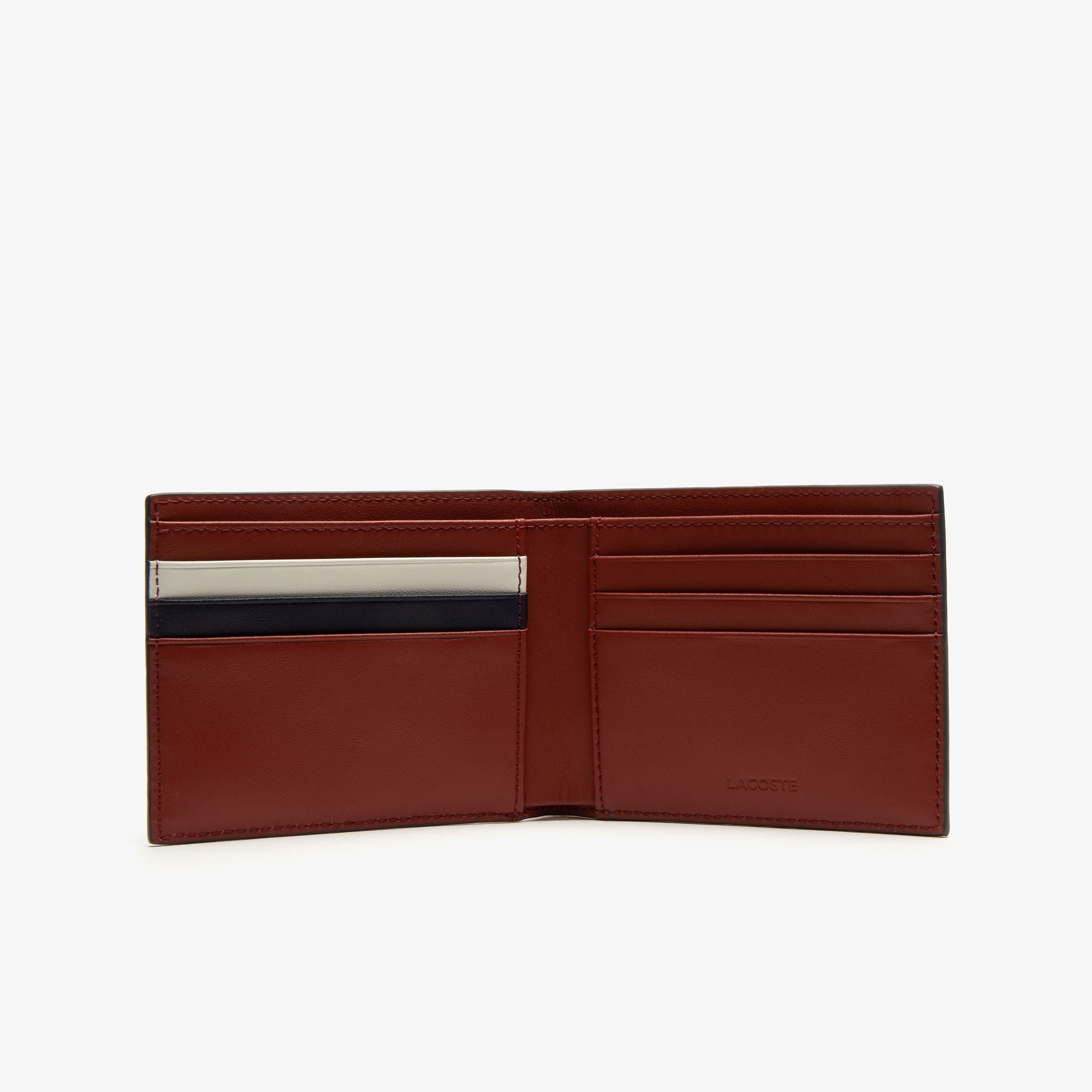Men's Fitzgerald Colourblock Leather 6 Card Wallet