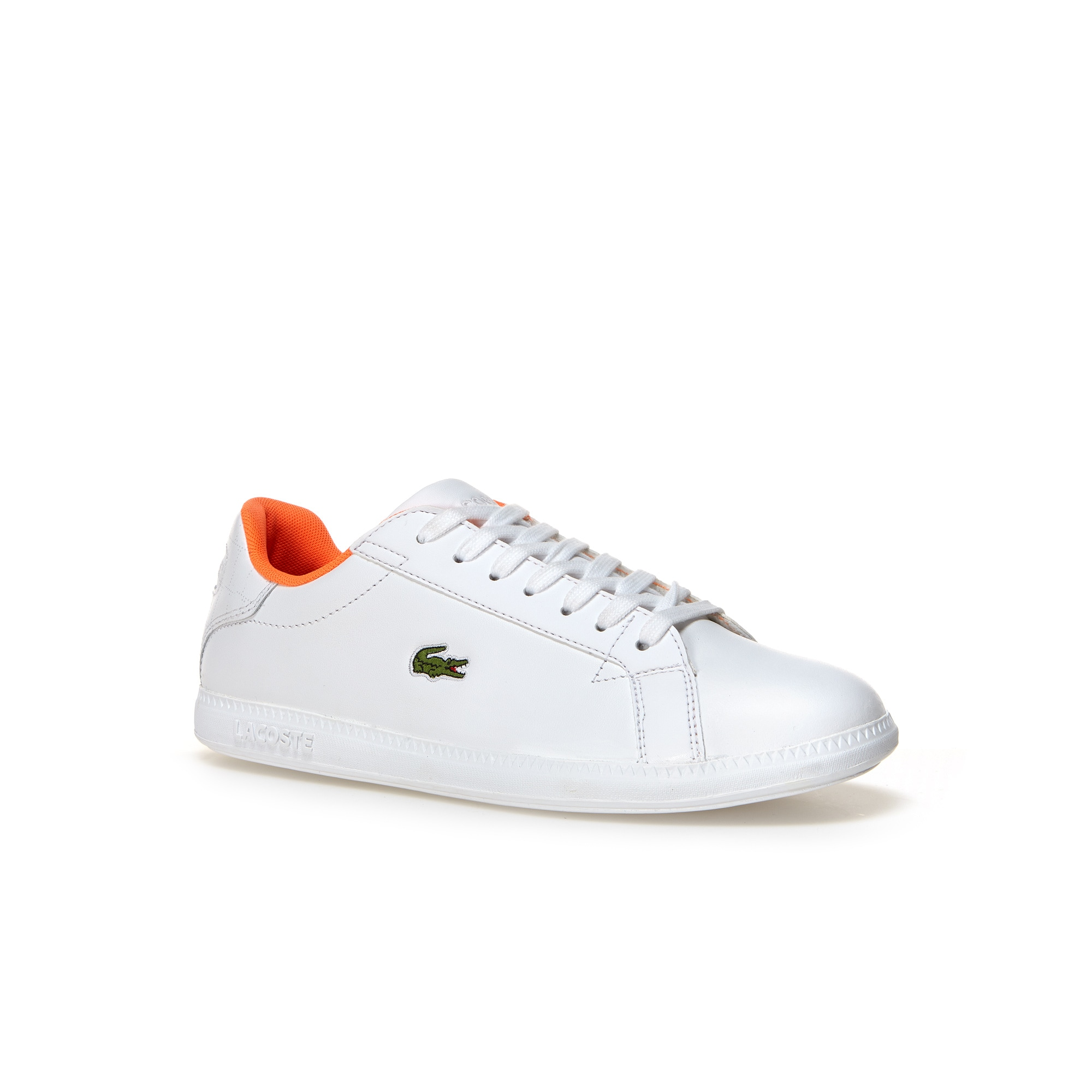 Women's Graduate Leather Trainers