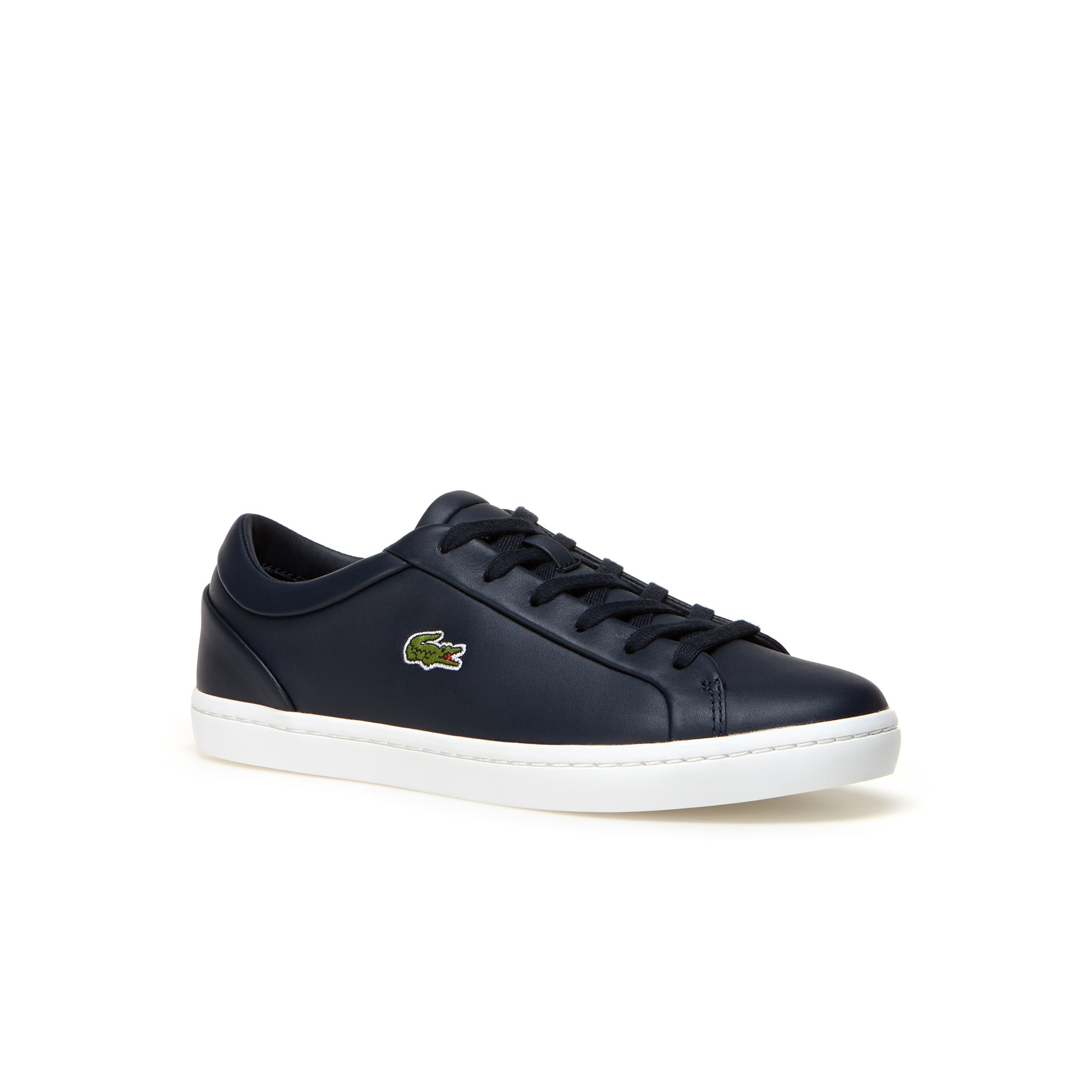 Lacoste Leather Tennis Shoes