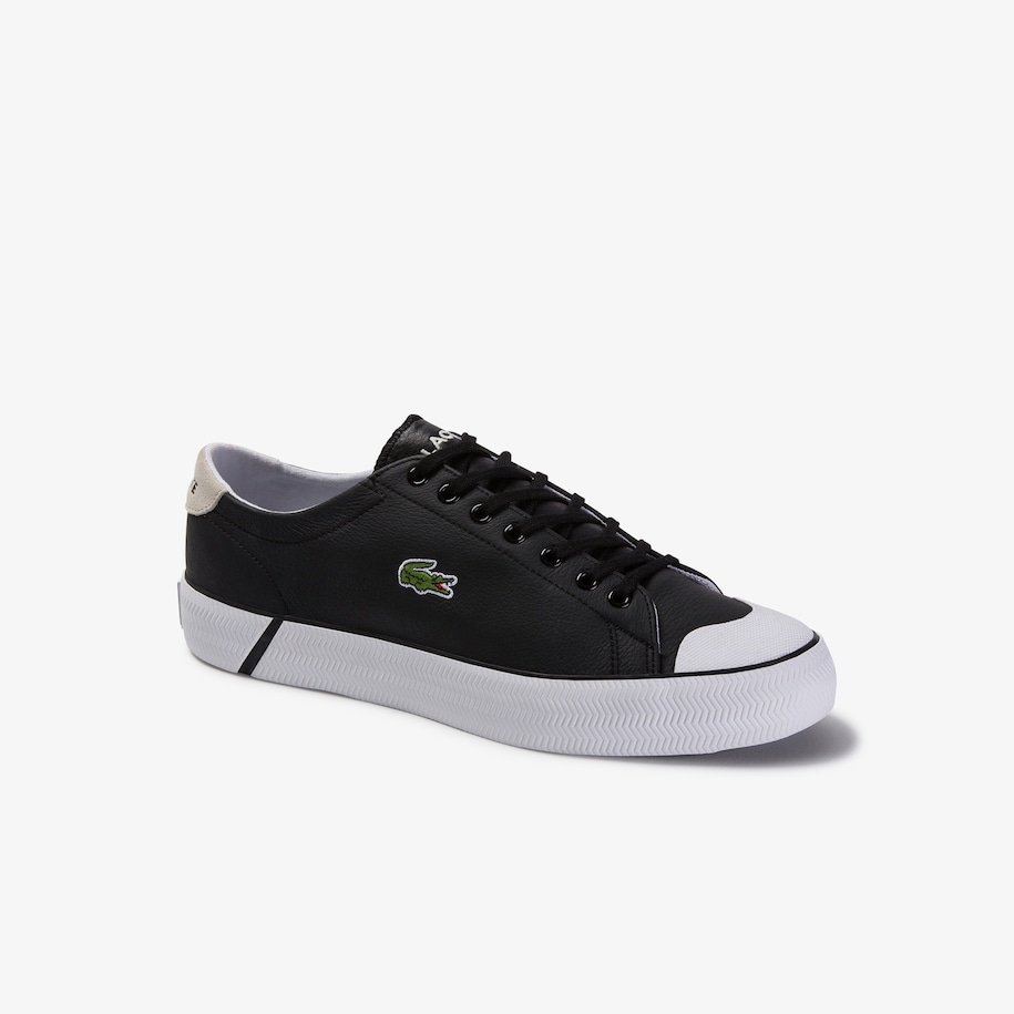 Women's Gripshot Leather Trainers