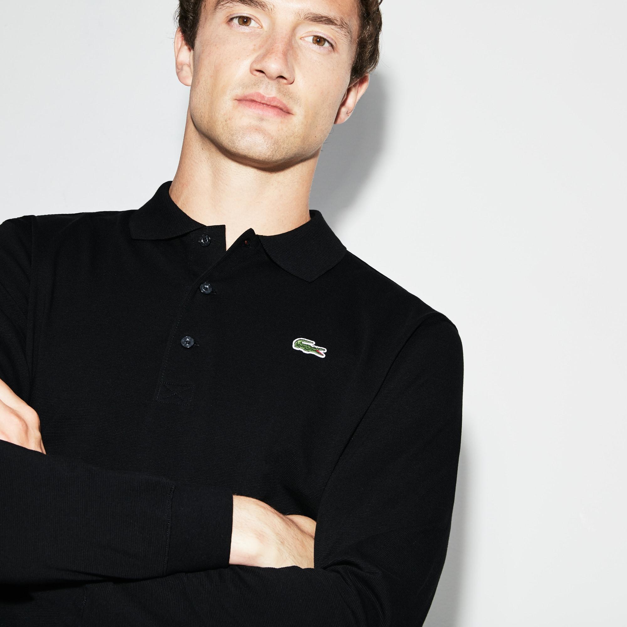 Men's Lacoste SPORT Ultra-Light Cotton Tennis Polo